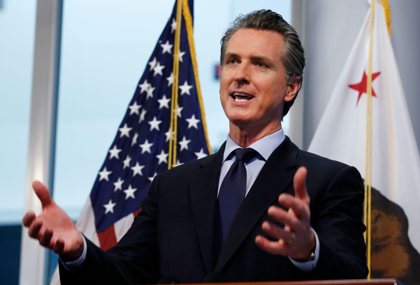 Gov. Newsom announces more benefits for unemployed Californians amid coronavirus pandemic