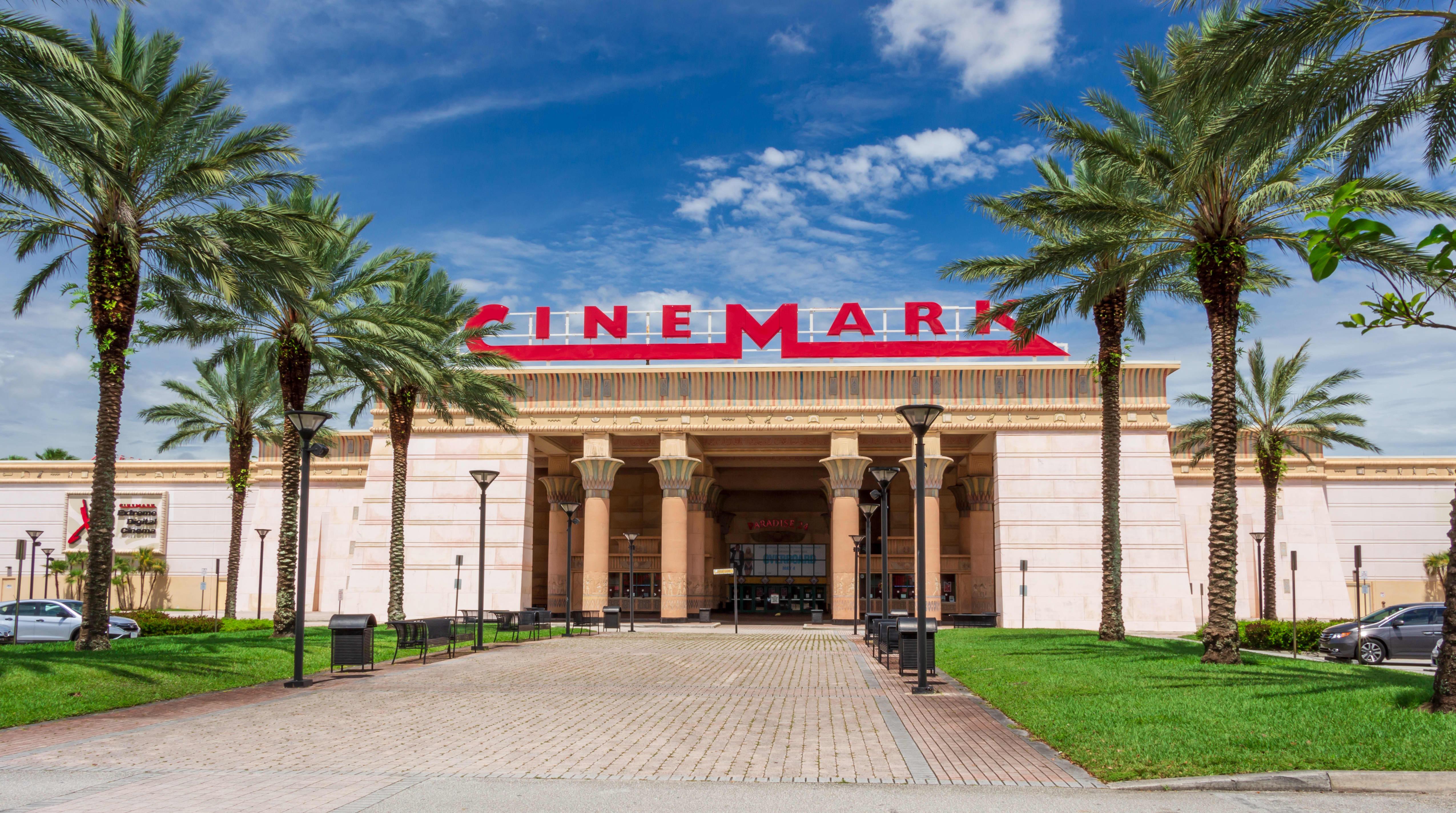 Cinemark offers a look at movie going post-coronavirus