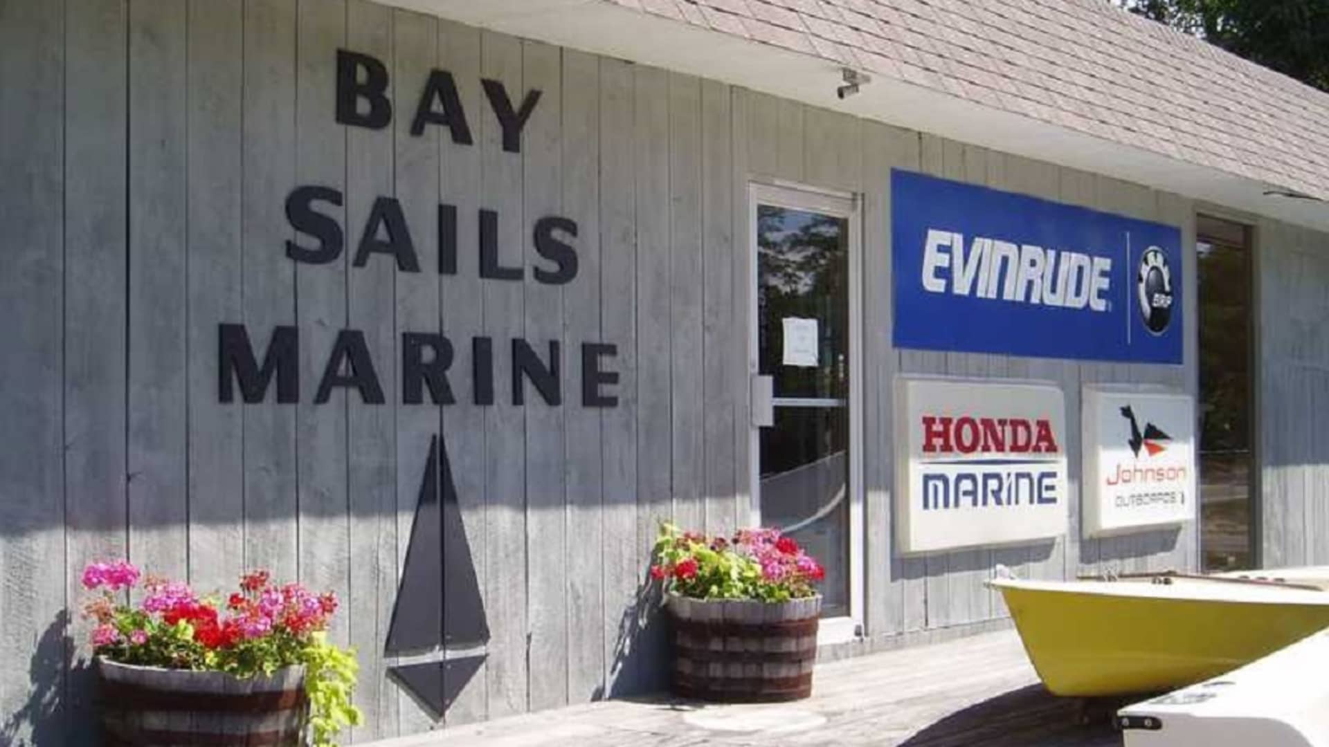 Lyle Butts has run Bay Sails Marine in Wellfleet, MA since 1970.