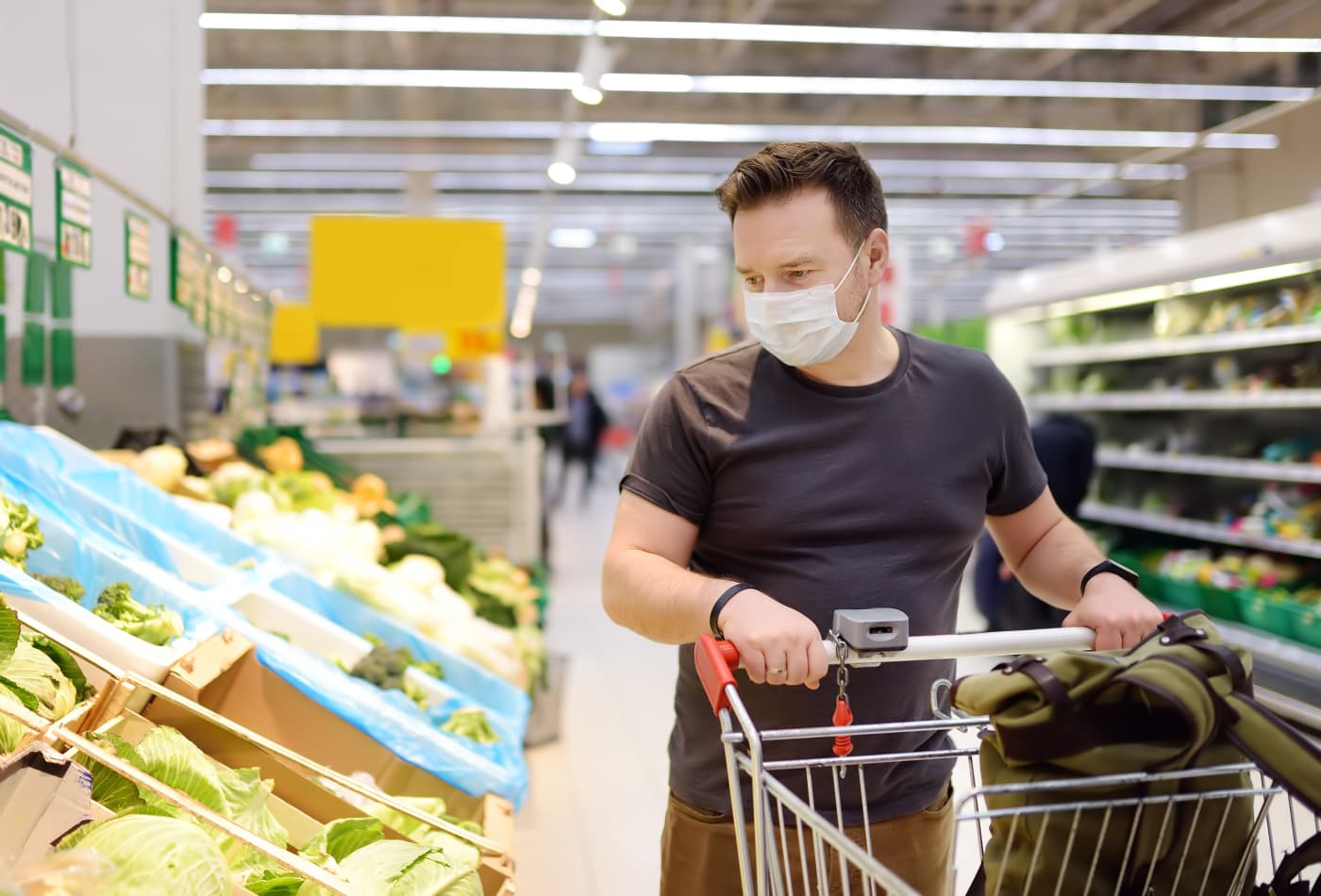 Costco Target How Stores Adapt To Prevent Coronavirus Spread