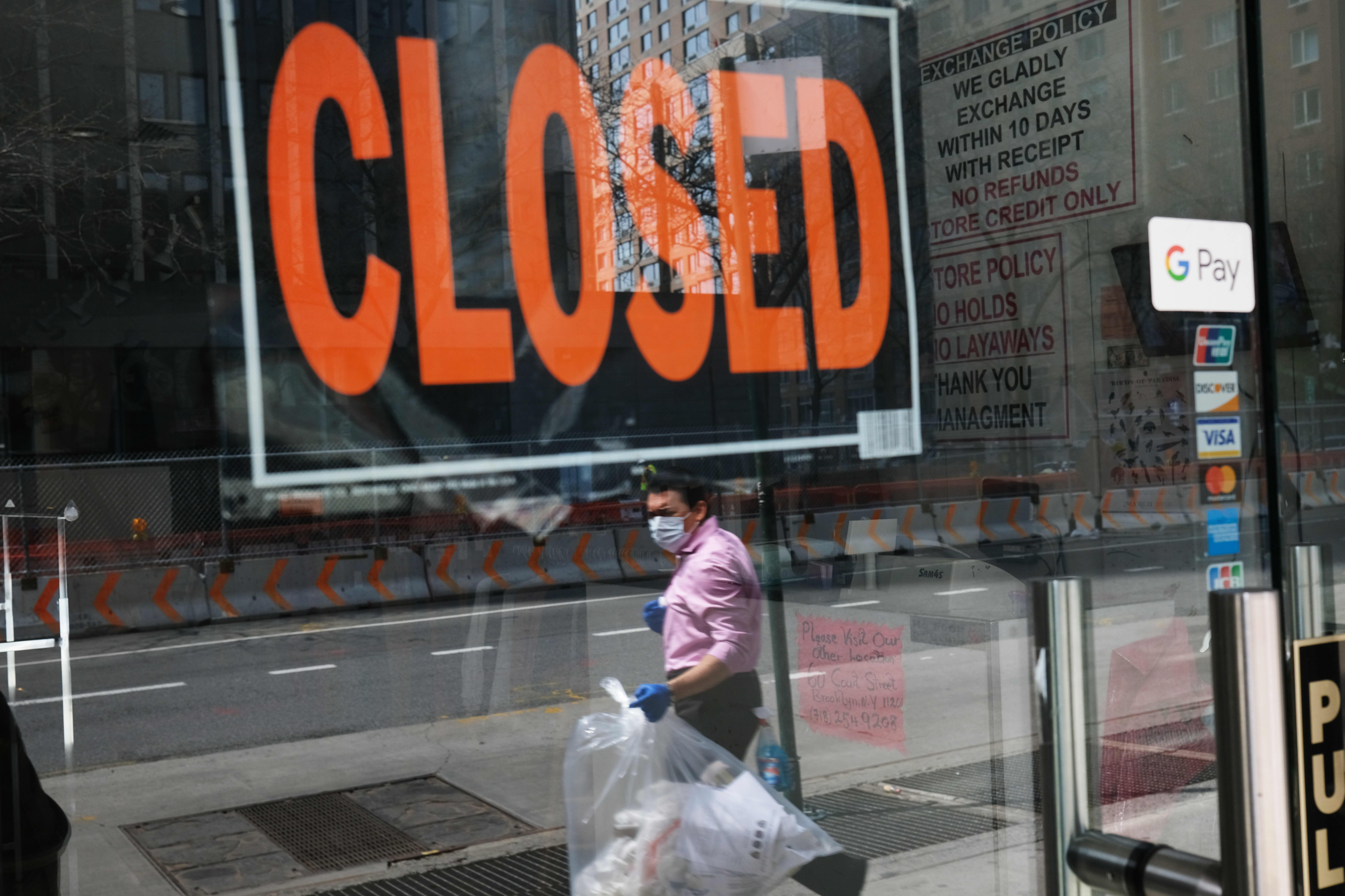 Historic second-quarter GDP report will show how hard the economy crashed in virus shutdowns