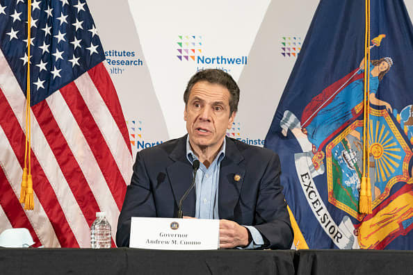 New York coronavirus deaths still 'horrifically high' even as outbreak appears to slow, Gov. Cuomo says