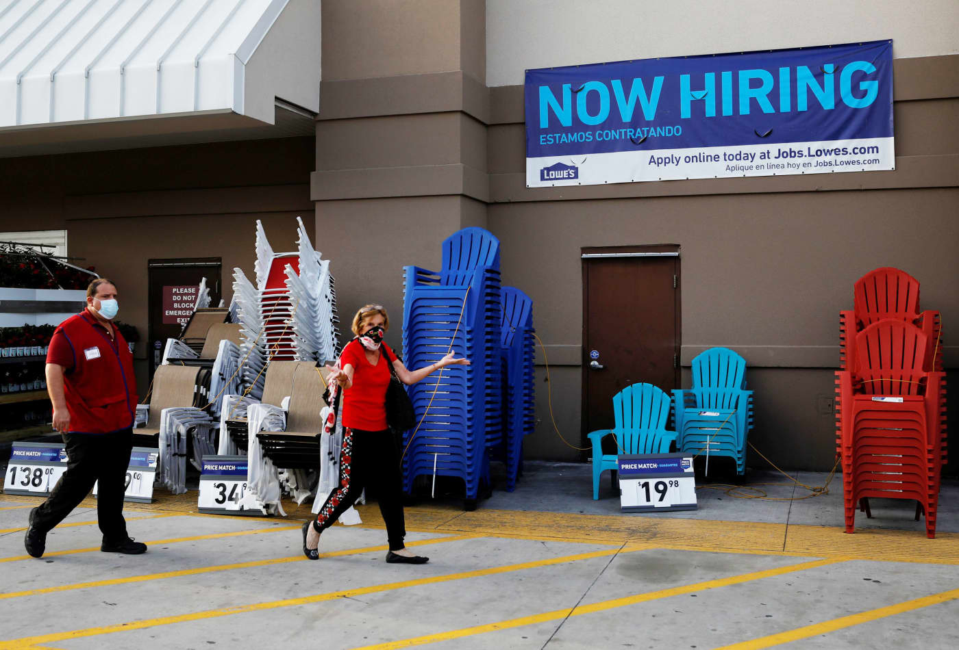 Job growth stronger than expected in October, unemployment rate slides to 6.9%