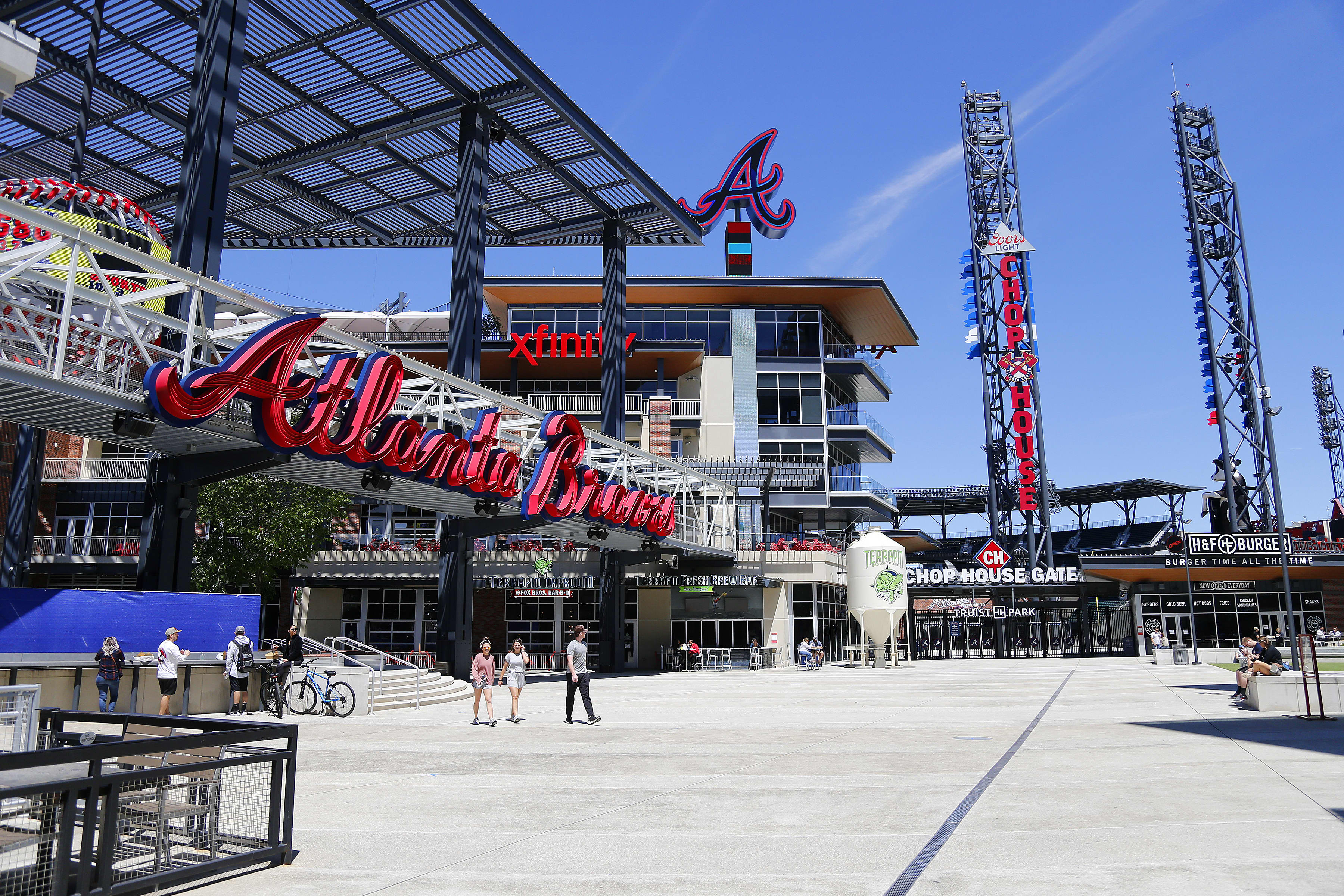 MLB pulls 2021 All-Star Game out of Atlanta due to Georgia's brand-new restrictive voting law thumbnail