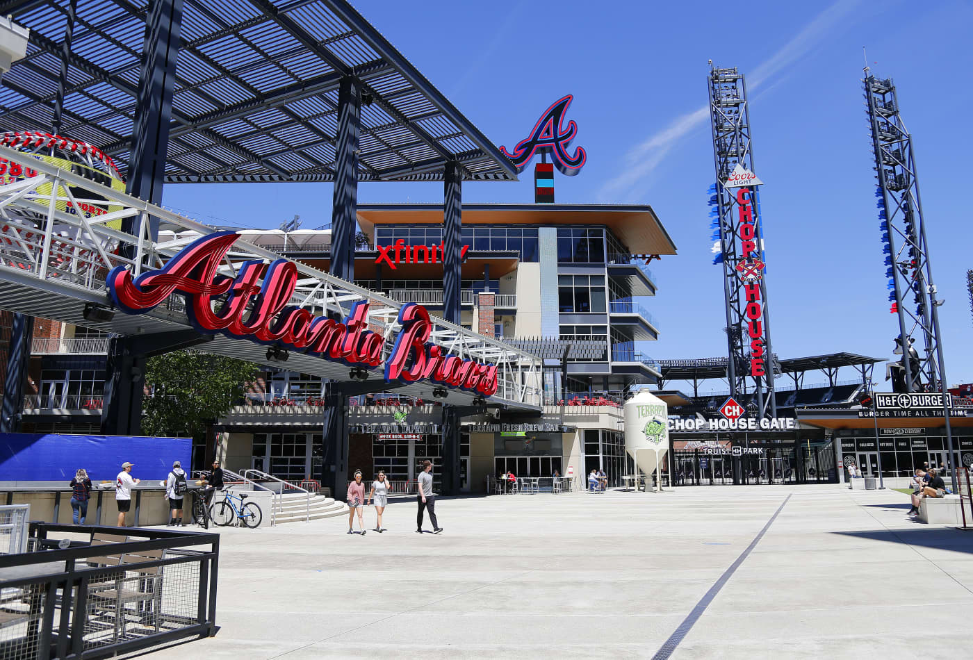 MLB discussing options for Atlanta All-Star game following Georgia voting law