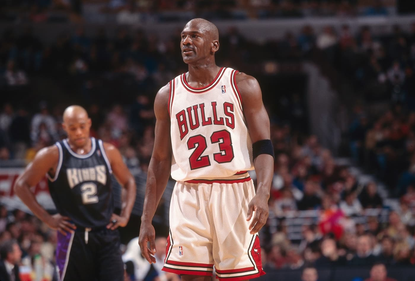 LeBron James, I would've worked perfectly with Michael Jordan
