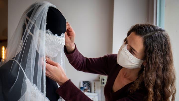 Love Is In The Air As Weddings Innovate Despite Coronavirus