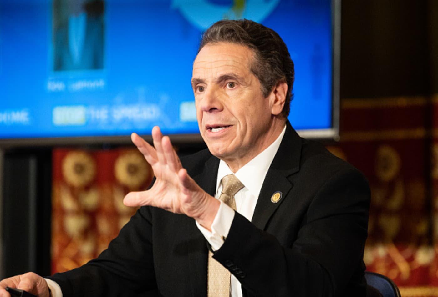 New York antibody study estimates 13.9% of residents have had the coronavirus, Gov. Cuomo says