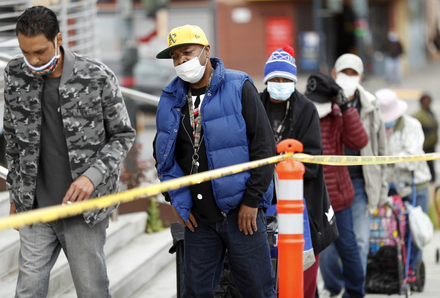 Coronavirus and the Economy: Millions of Jobs Lost - cover