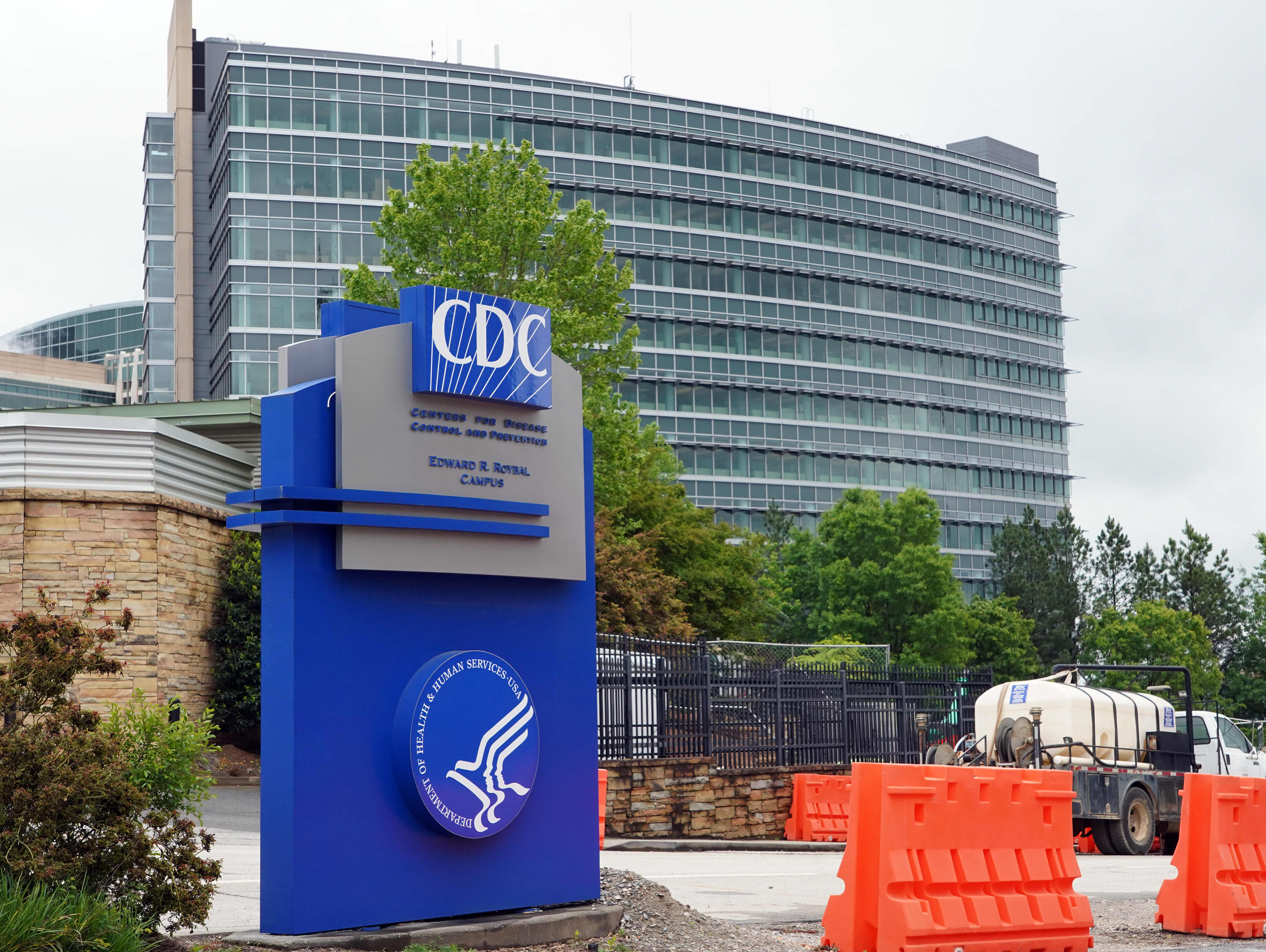 CDC's coronavirus report includes data that could artificially inflate  testing