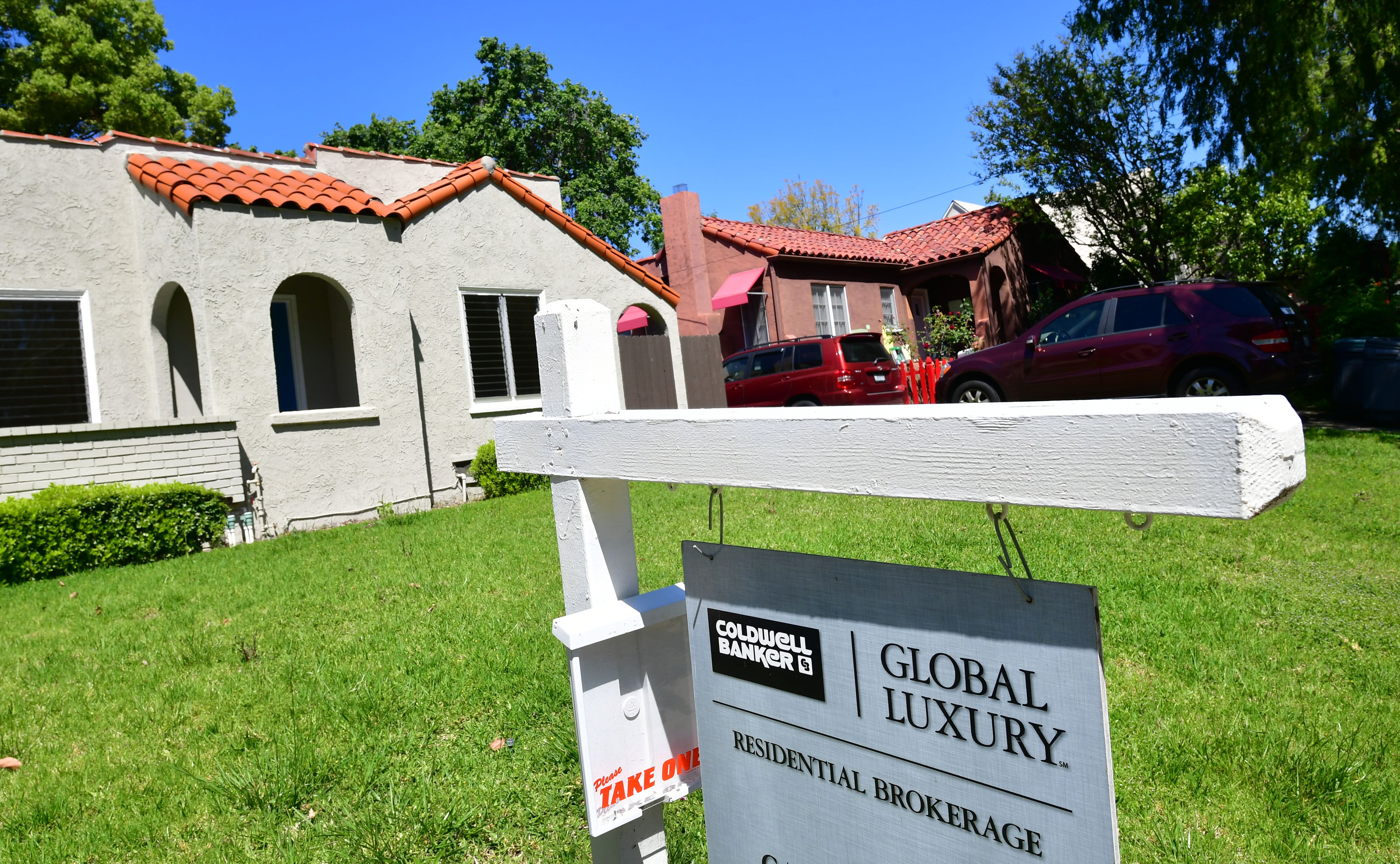 Epic housing shortage may finally be starting to lift, as surprising number of new listings hit market in June