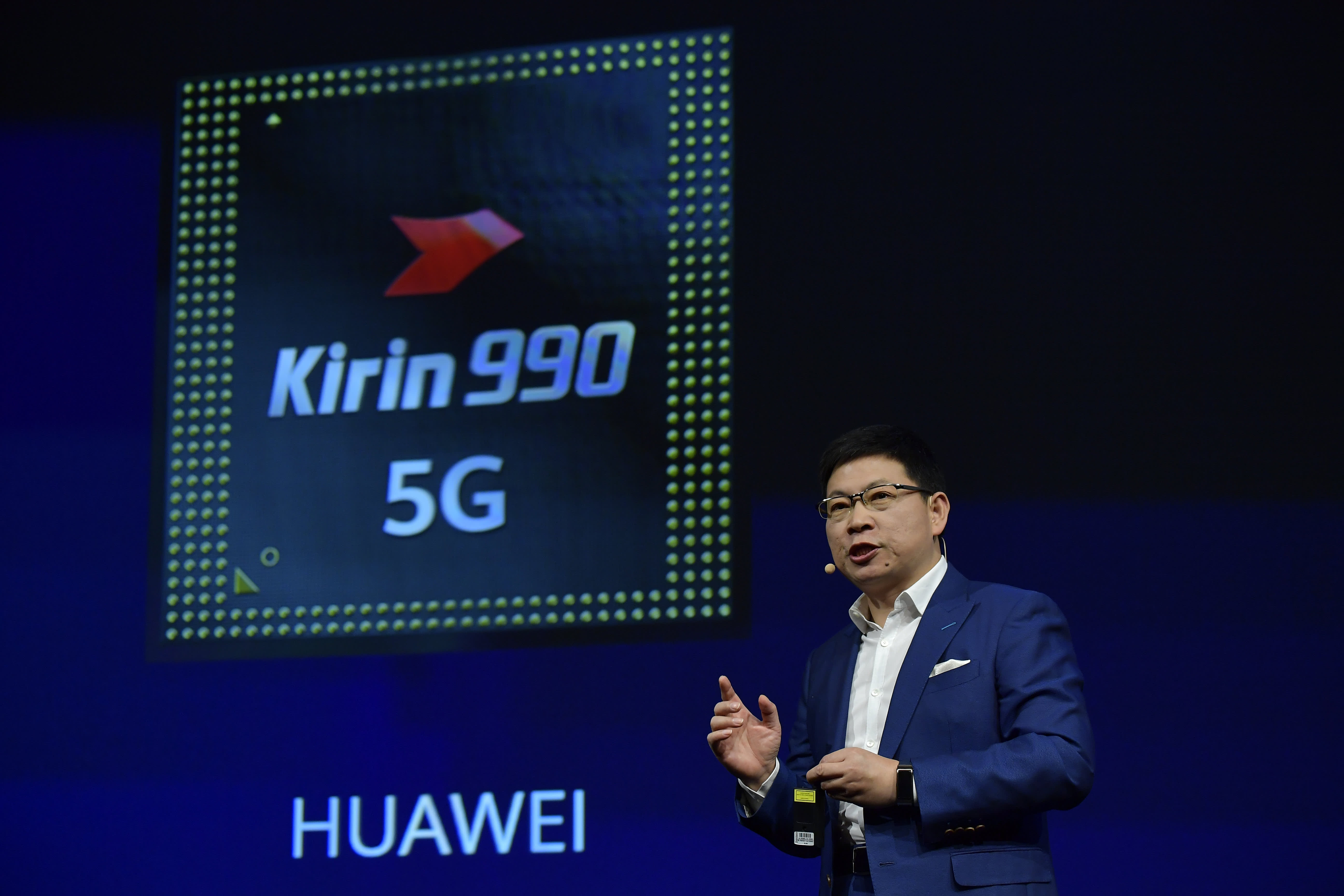 Huawei exec who turned the Chinese company into smartphone giant takes the reins at the cloud and A.I. unit thumbnail