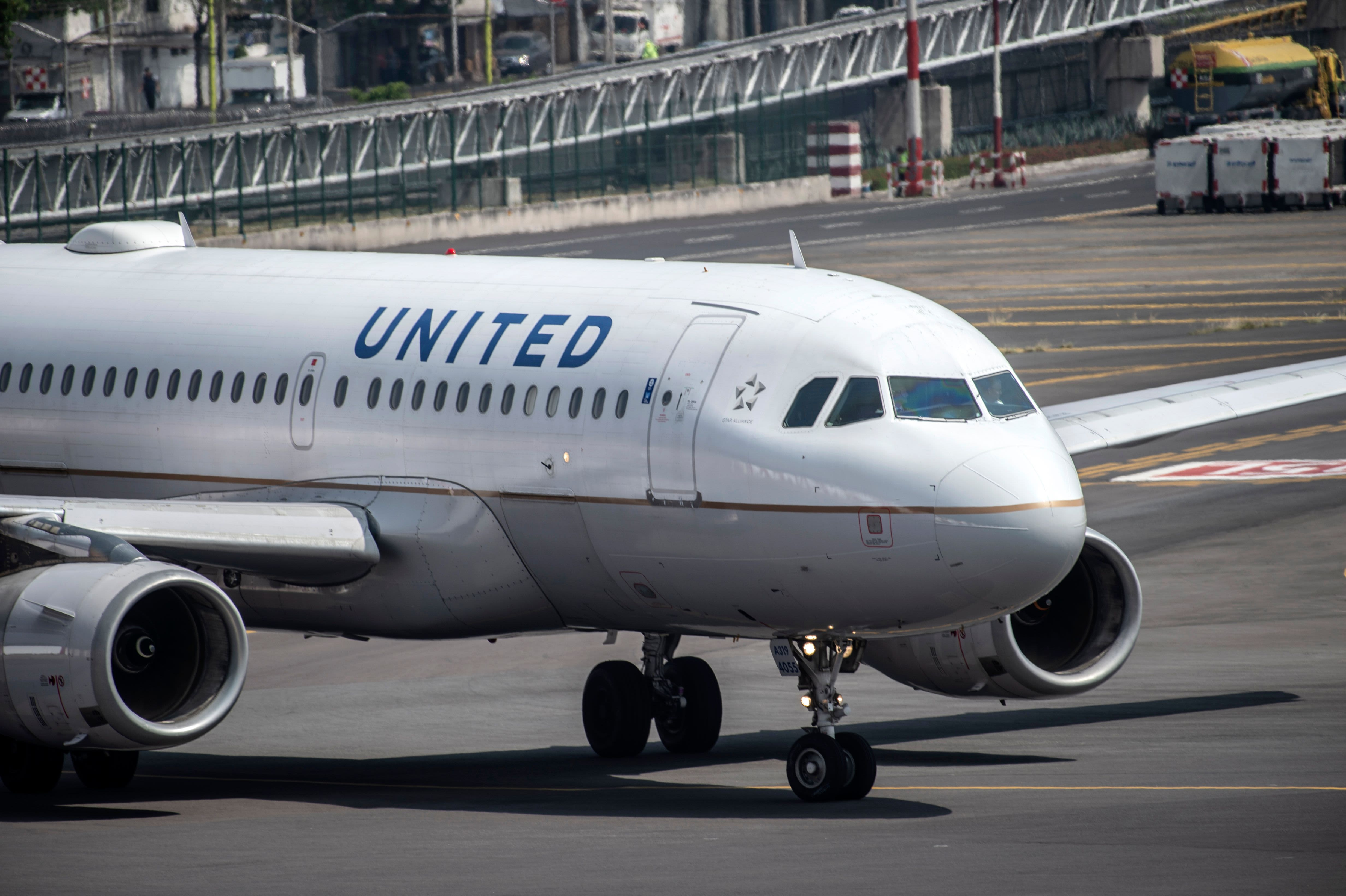 united airlines employees skynet