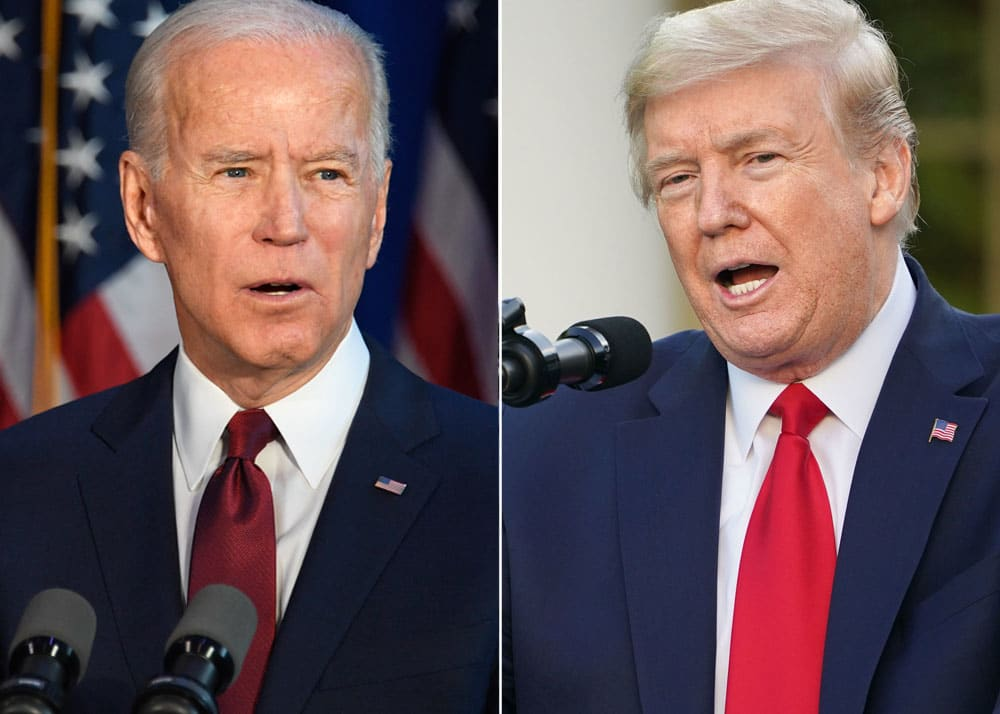 Most voters don't see Trump and Biden as mentally fit to be president new poll shows – CNBC