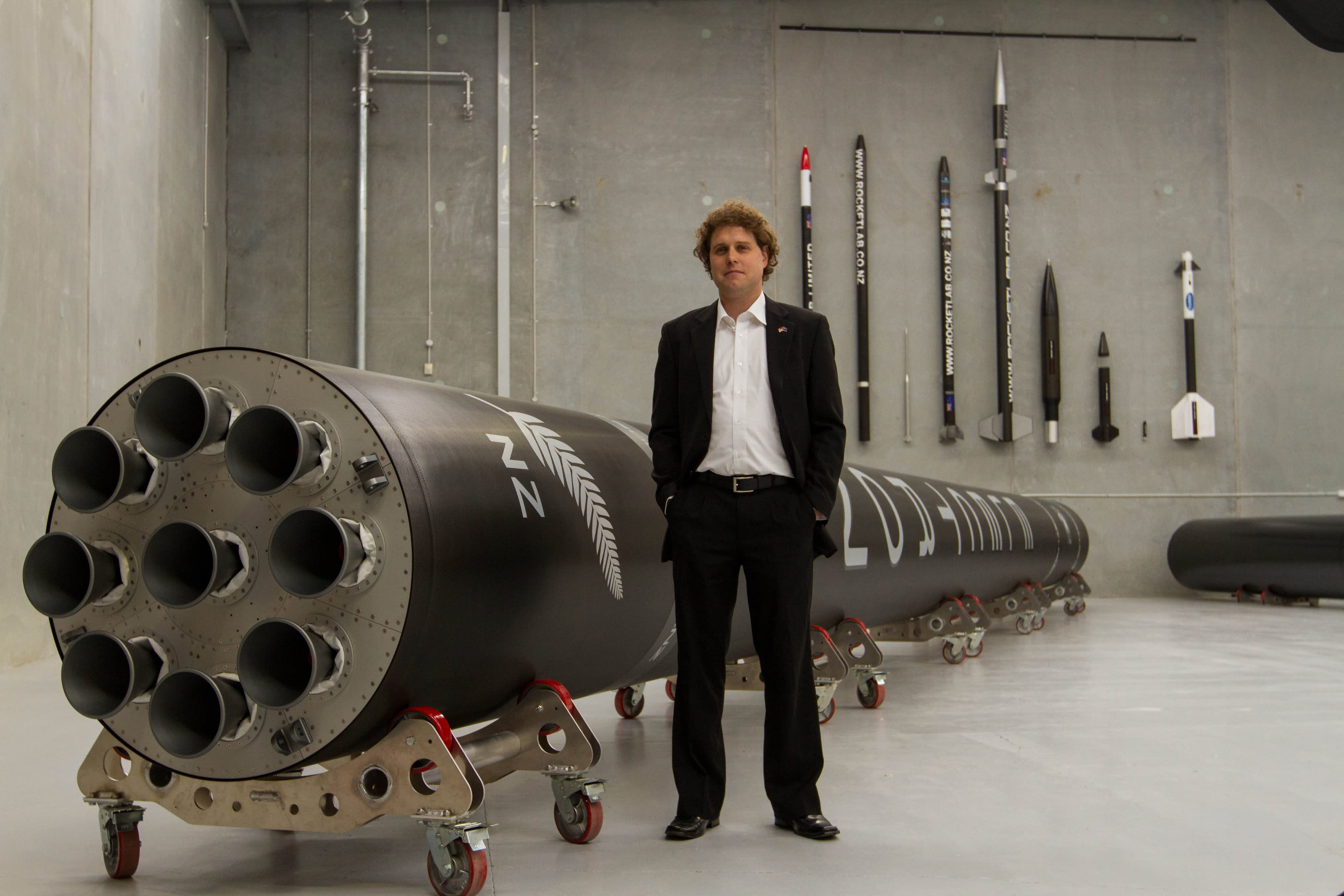 Small-launch chief Rocket Lab going public by way of a SPAC, with plans for greater Neutron rocket