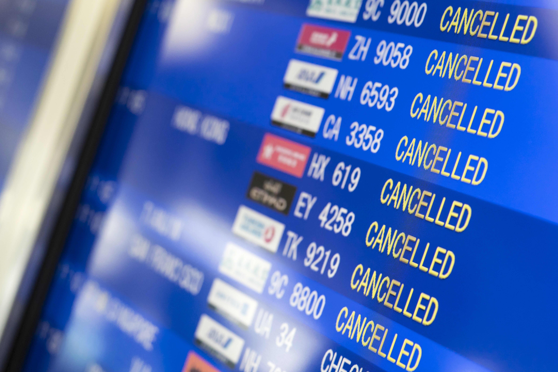 Coronavirus pandemic's impact on travel, tourism in 5 charts