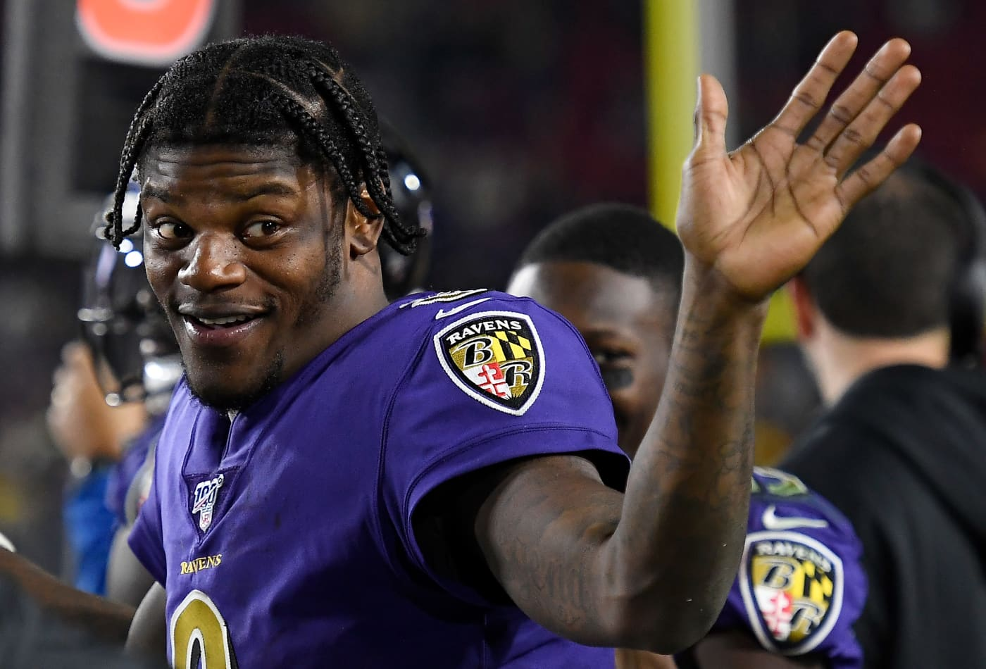 What Nfl Mvp Lamar Jackson Does To Stay Mentally Tough Amid Pandemic