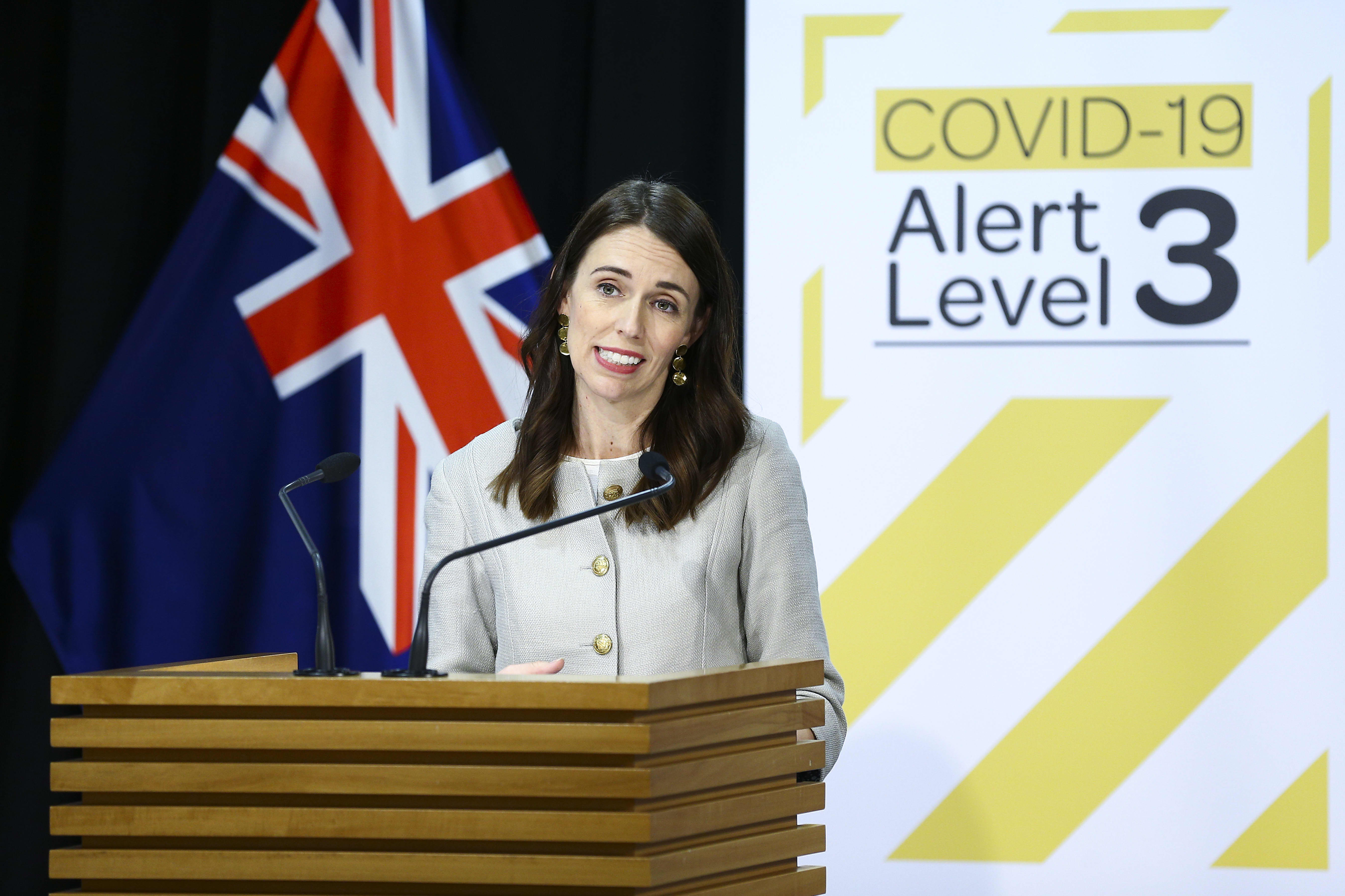 How New Zealand Brought New Coronavirus Cases Down To Zero