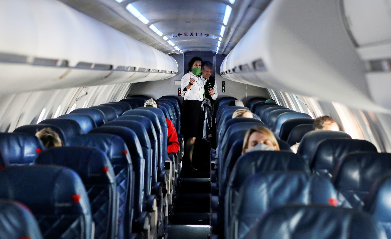 Coronavirus: Airlines want government to loosen minimum flight ...