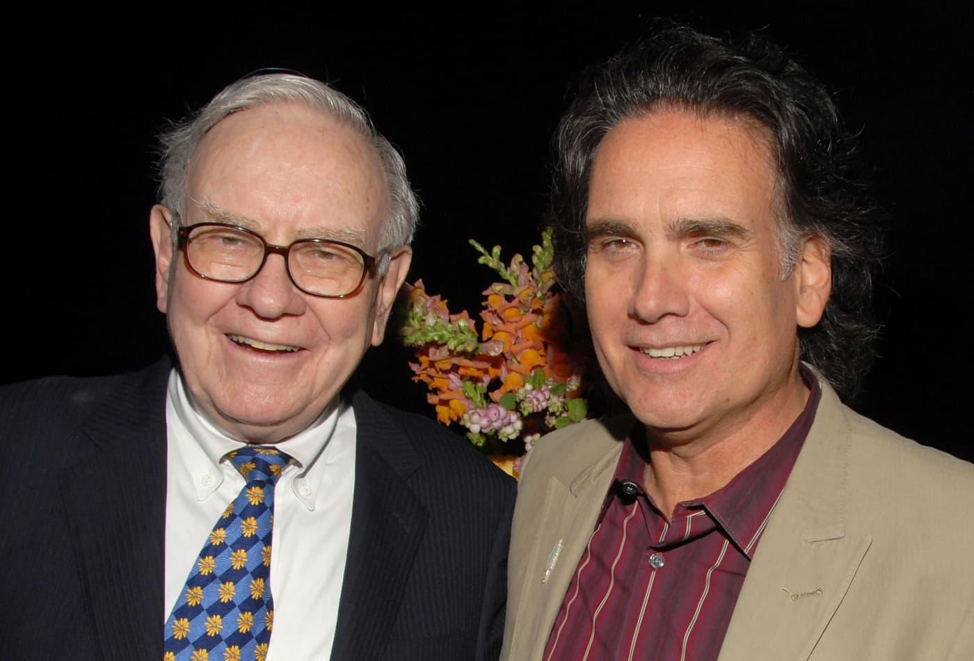 How Warren Buffett's son spent the $90,000 of Berkshire stock he got at 19—worth $200 million now: 'I don't regret it'