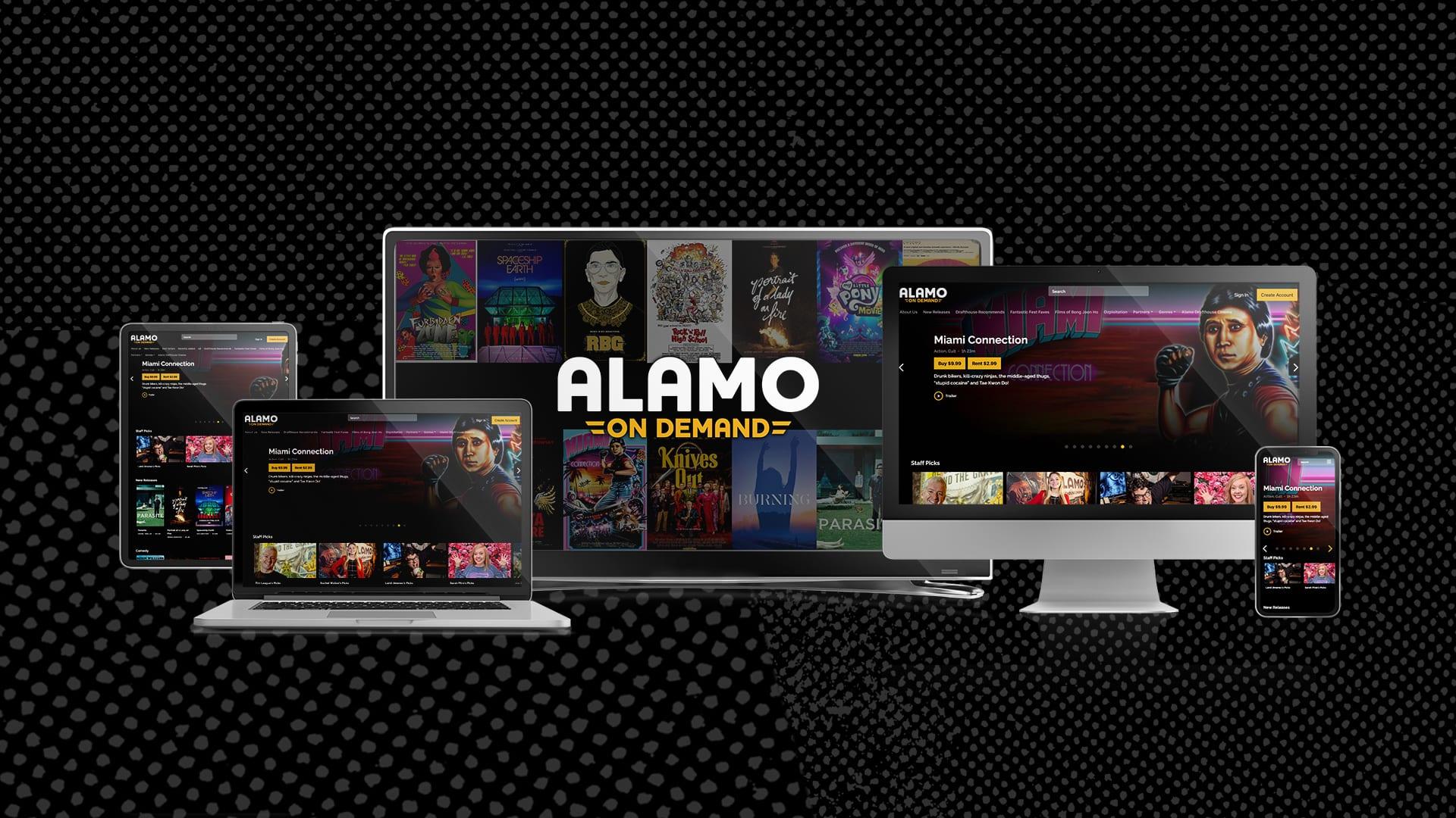 Alamo Drafthouse Cinema launches video-on-demand platform