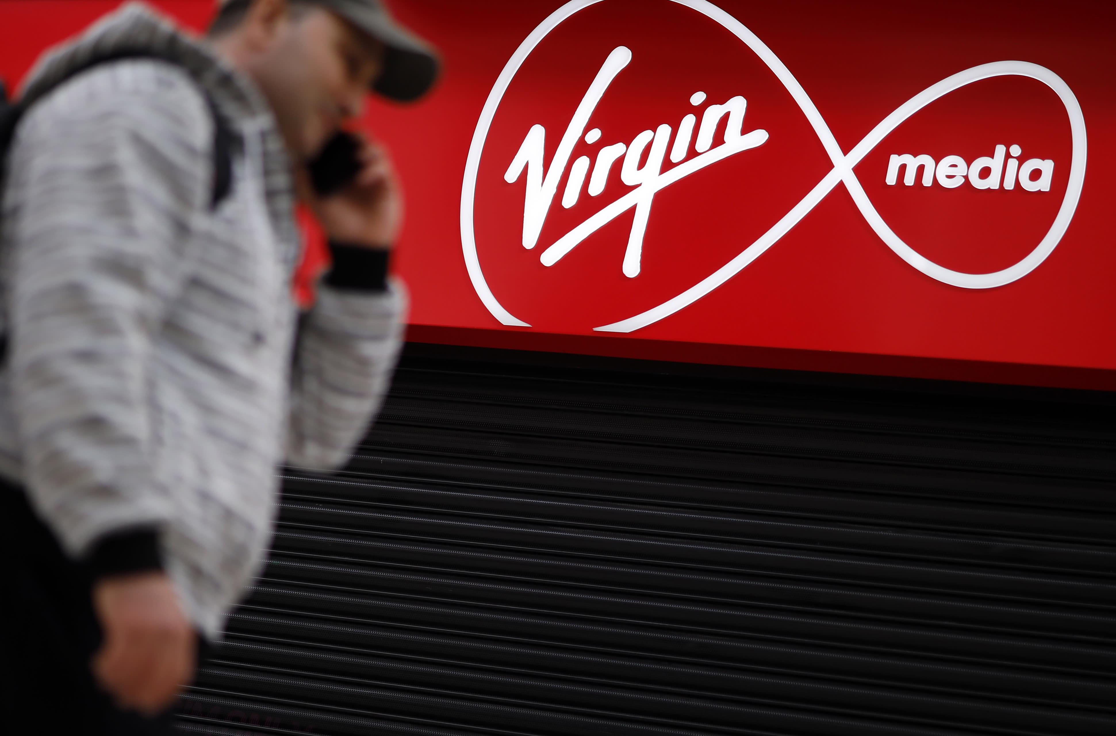 Liberty Global, Telefonica agree to merge Virgin Media with O2