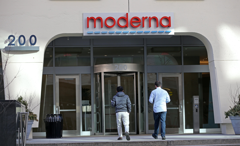 Moderna, Goldman Sachs, Under Armour & more