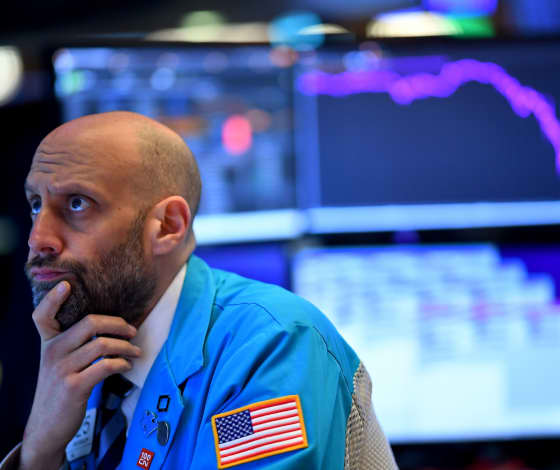 Dow falls 600 points amid broad market sell-off, S&P 500 slides more than 1%