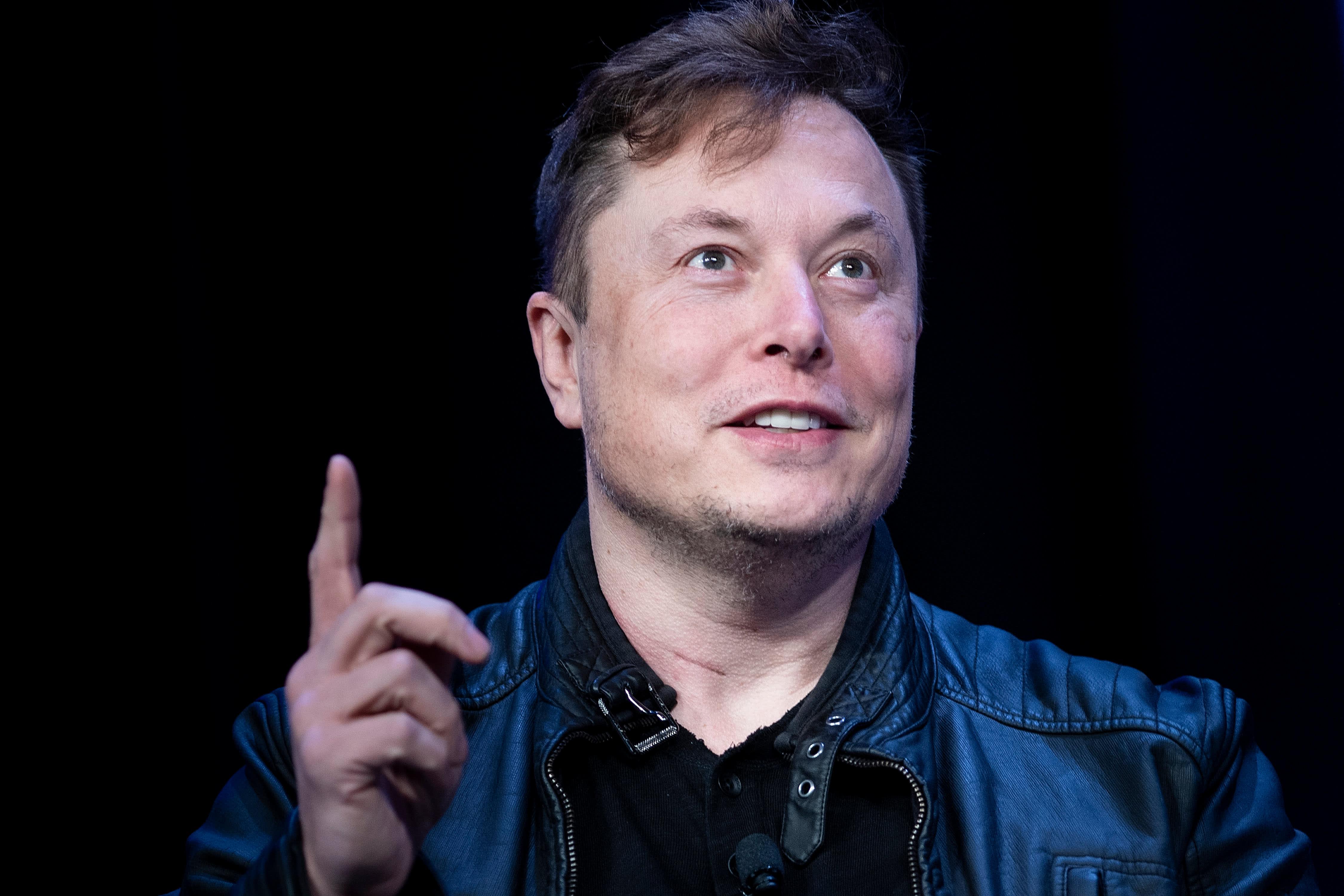 Il giovane Elon Musk in carriera pensava che avrebbe perseguito