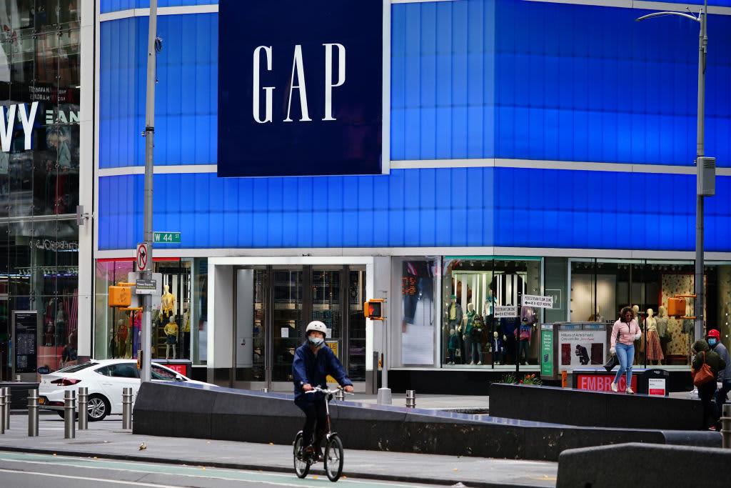 Gap (GPS) reports Q1 2020 net loss, shares fall