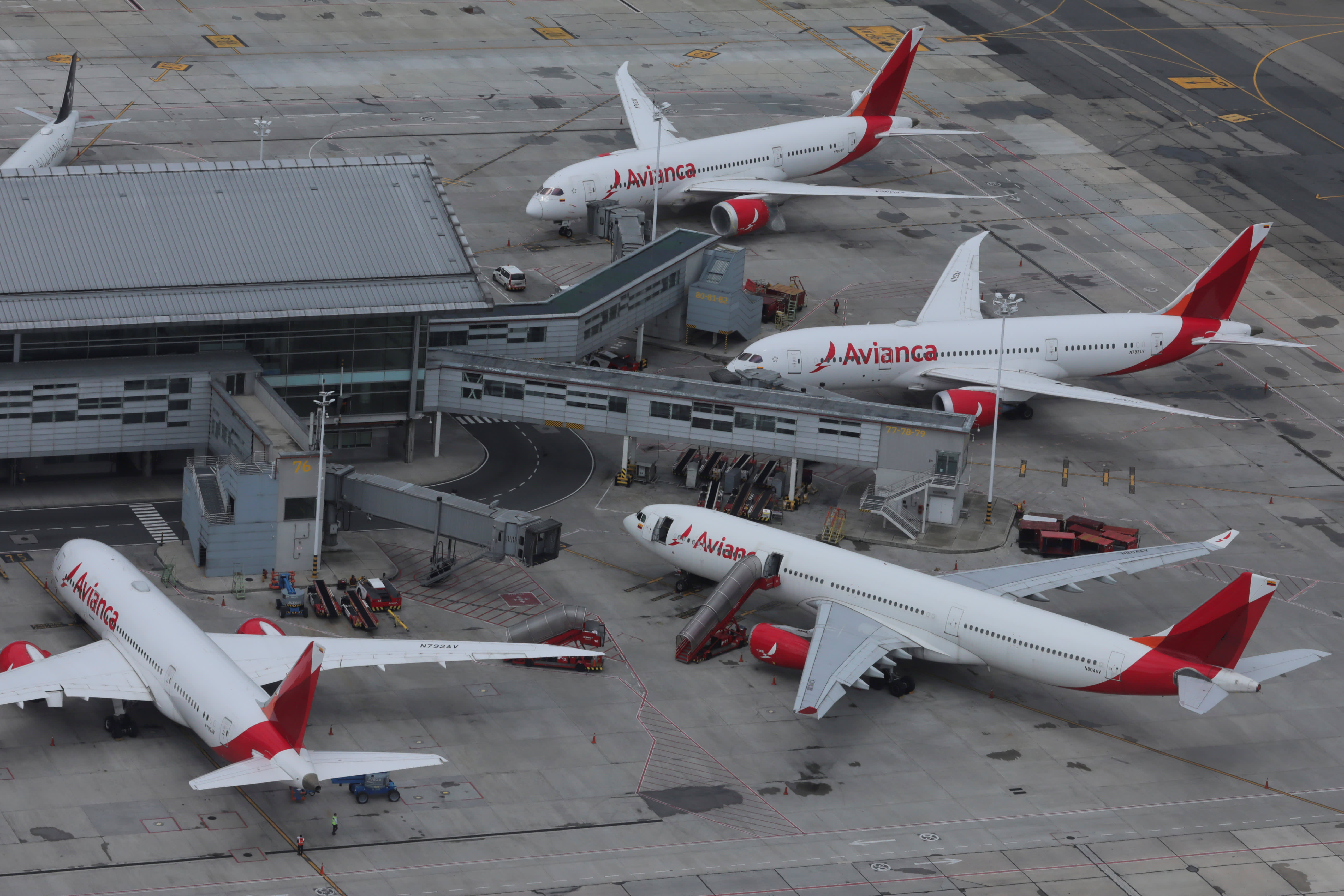 World's second-oldest airline, Avianca, driven to bankruptcy by coronavirus