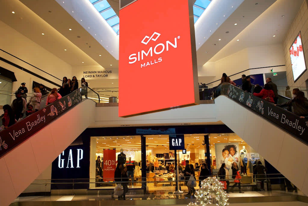 Simon Property, biggest US mall owner, sues Gap over skipped rent