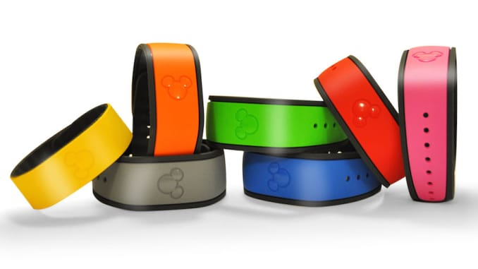 MagicBands at Walt Disney Resorts