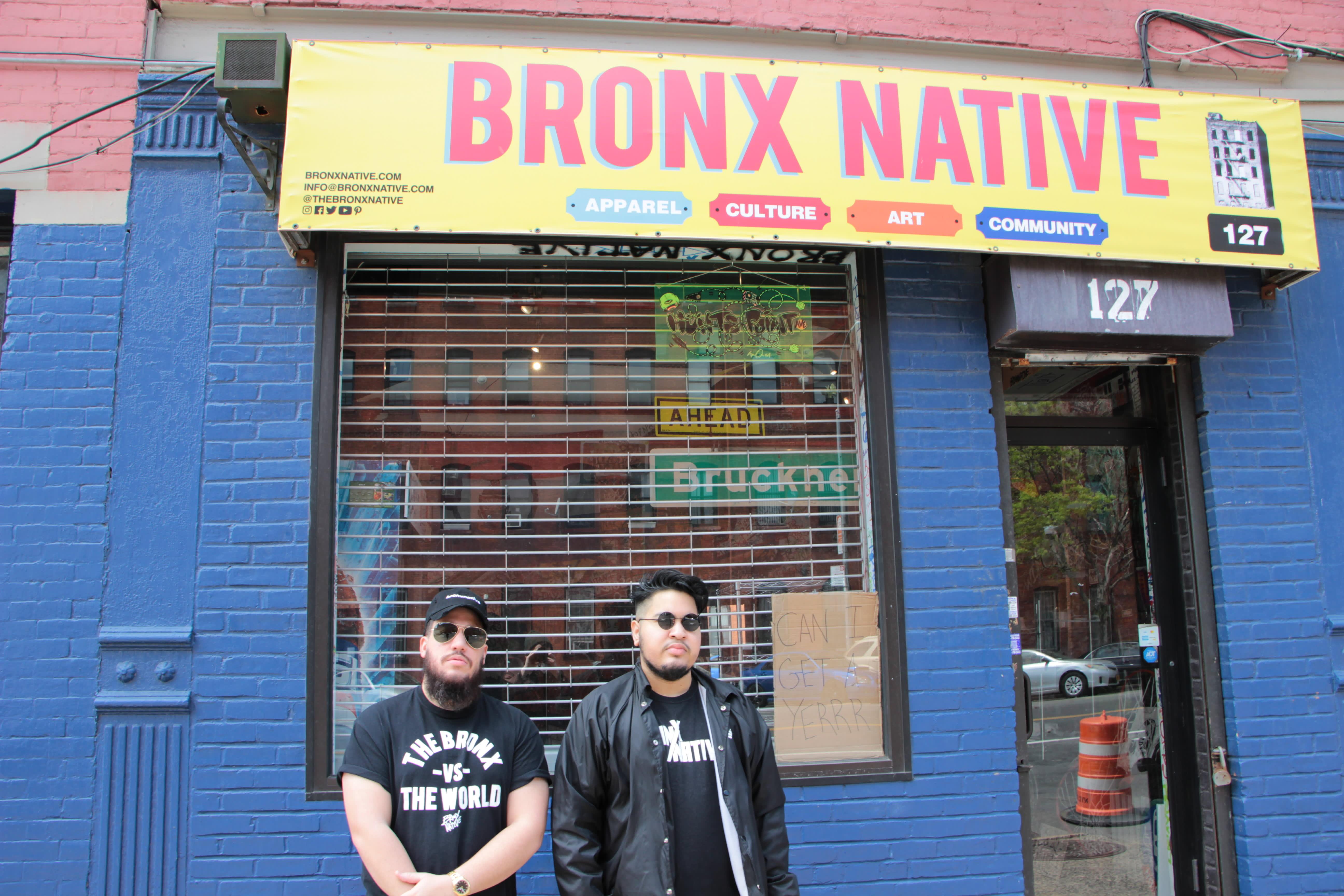 New York City shutdown threatens small business of Bronx coronavirus survivor