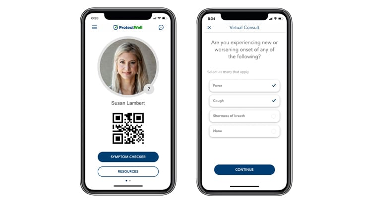 Microsoft and UnitedHealth offer companies free app to screen employees for coronavirus