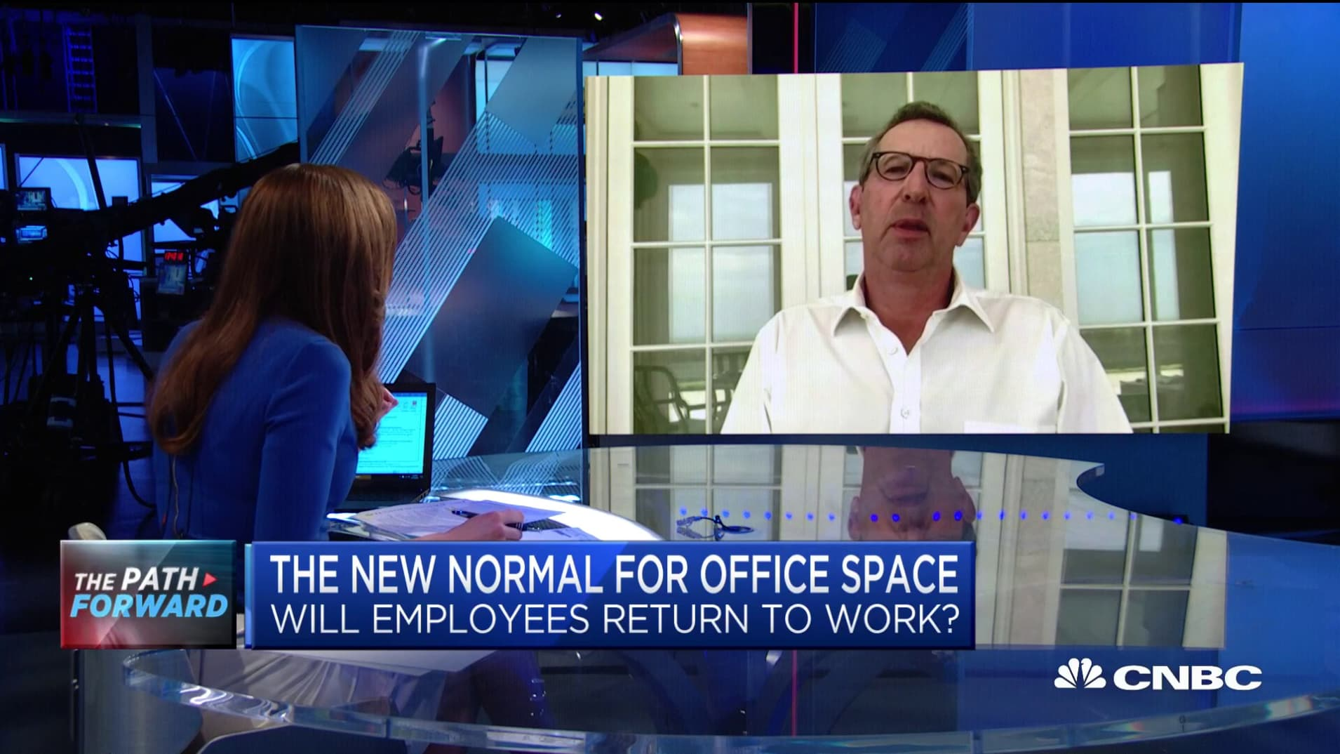 Here S What The New Normal For Office Space In Nyc May Look Like
