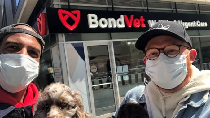 Bond Vet customers