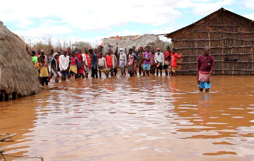 Kenya's 'triple whammy' of crises