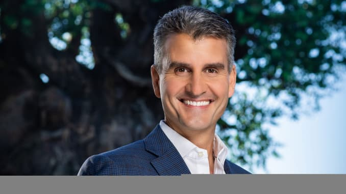 Josh D'Amaro, chairman of Disney Parks, Experiences and Products.
