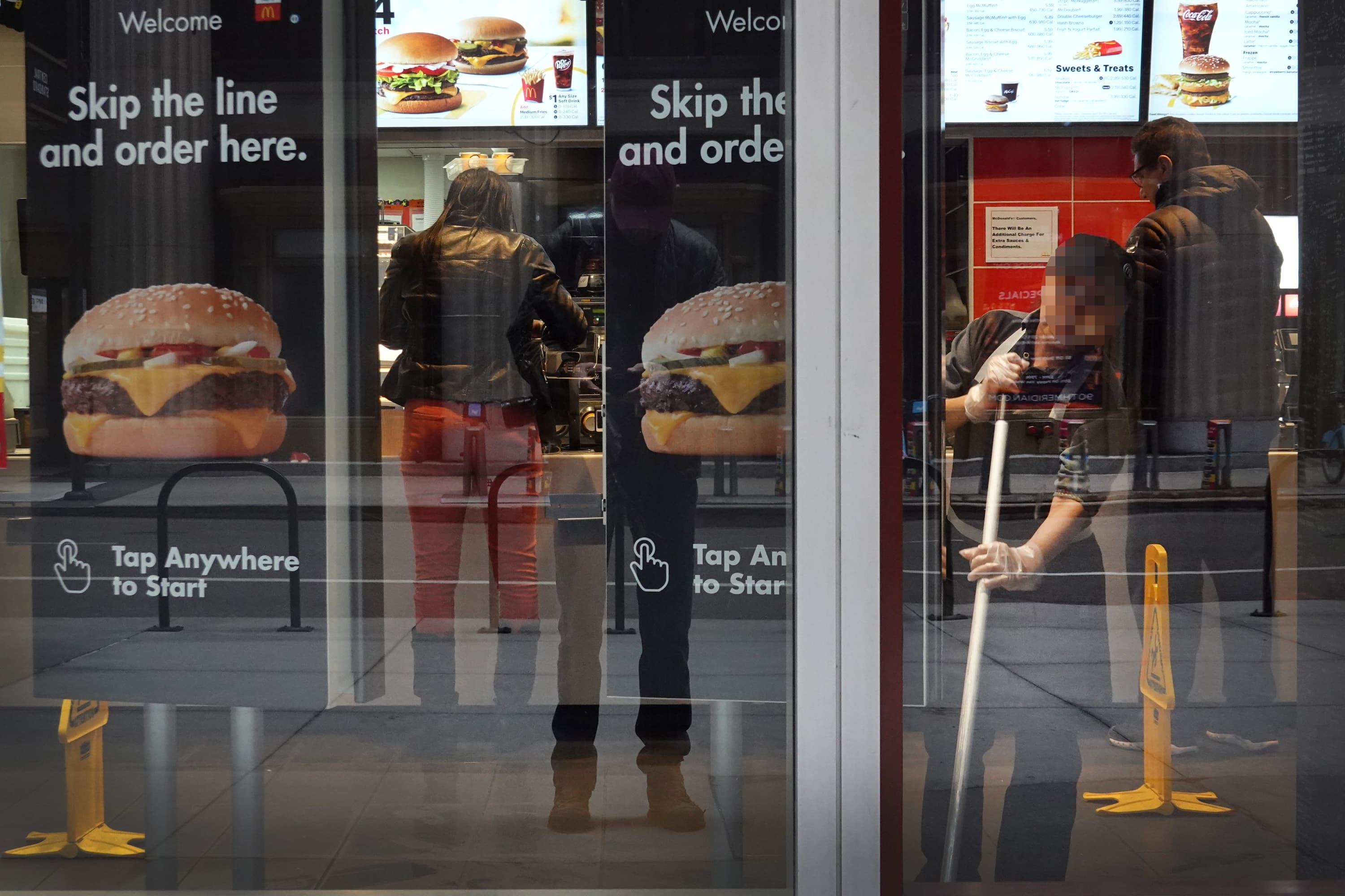 McDonald's is halting its U.S. reopening plans as coronavirus cases spike
