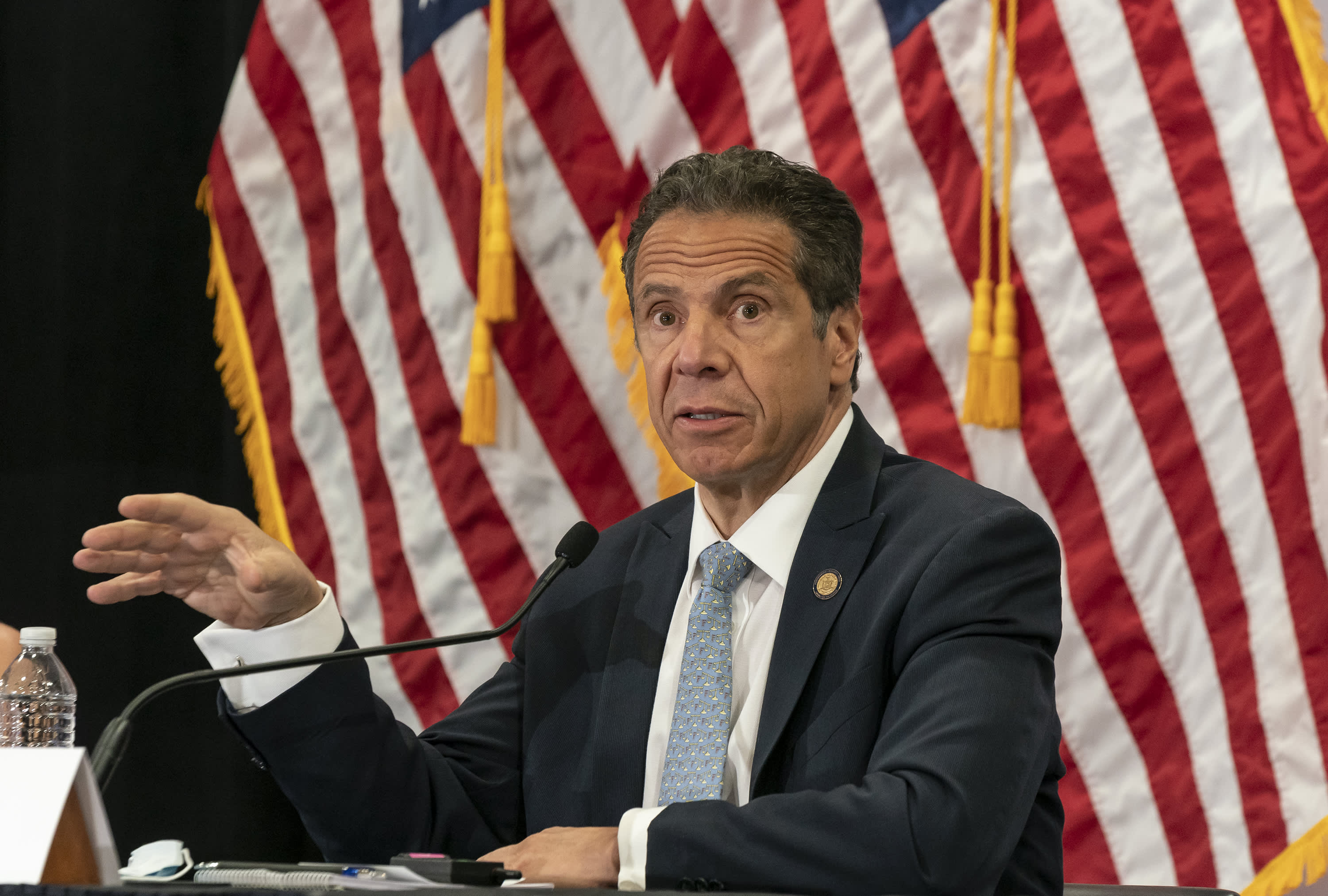 Antibody testing shows coronavirus is still spreading in low-income, minority communities in NYC, Gov. Cuomo says