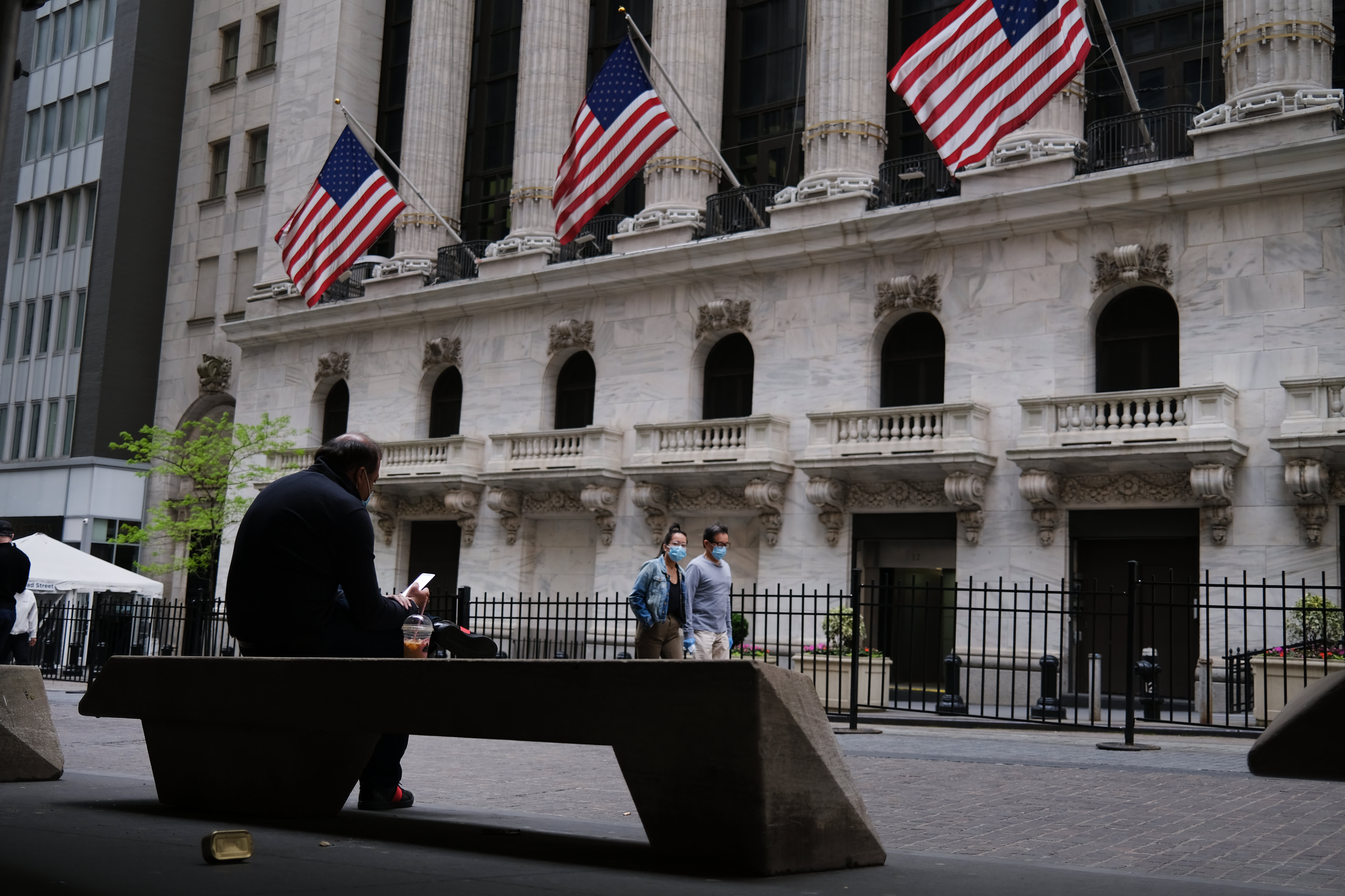 Dow futures surge 400 points on hopes of a coronavirus vaccine