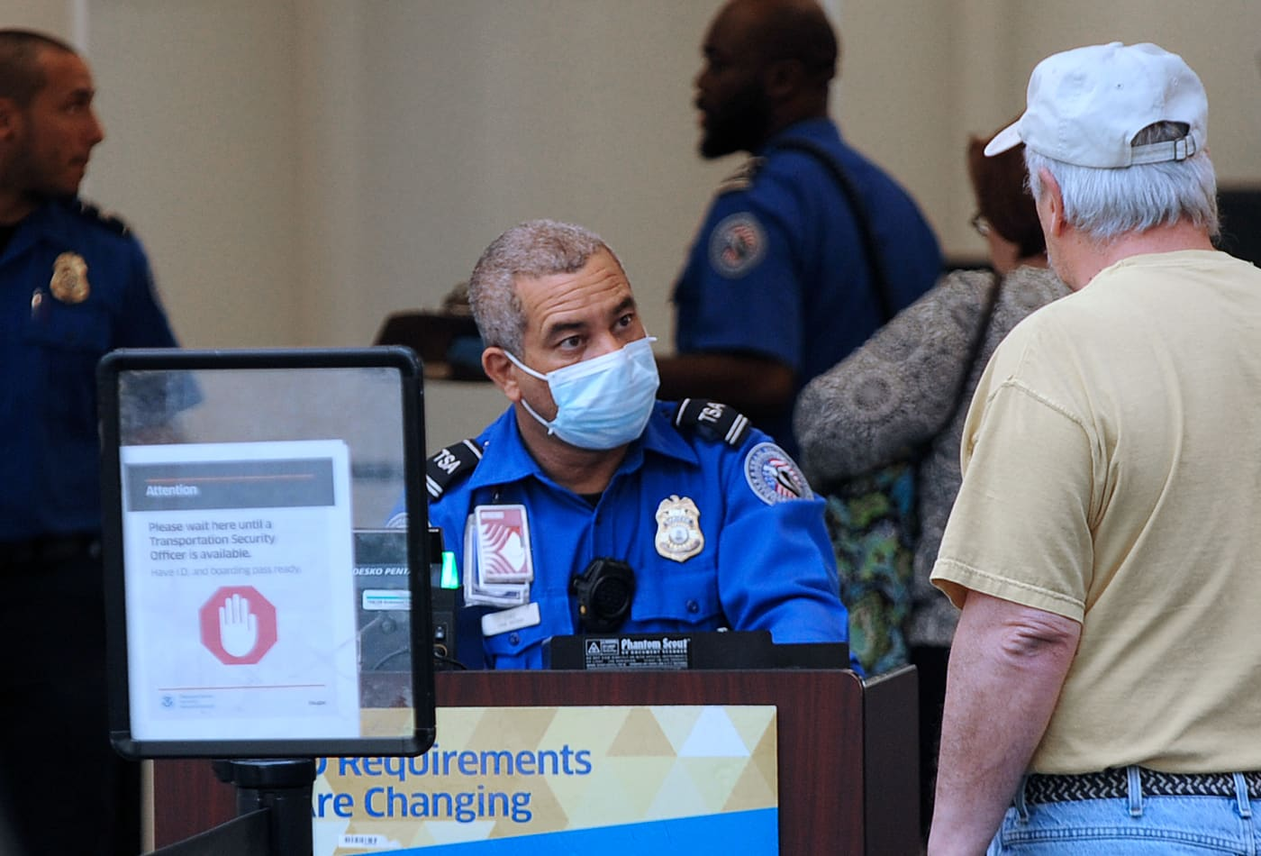 Hold onto your boarding pass. How TSA screening procedures are changing because of coronavirus