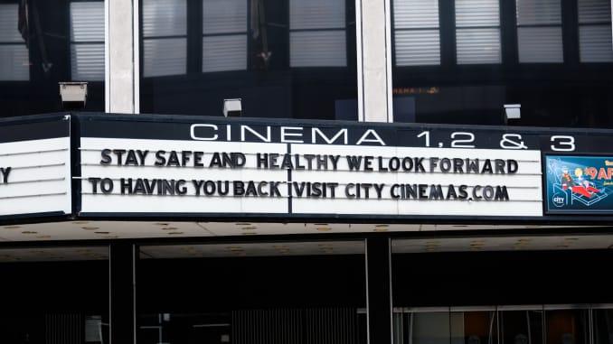 Dire outlook for cinemas as coronavirus resurges in U.S.
