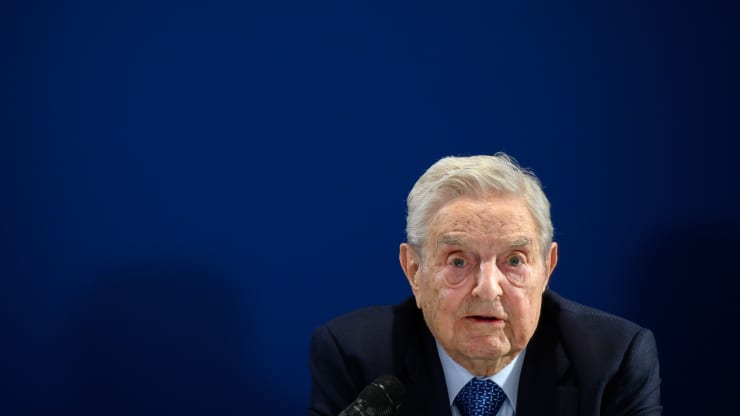 George Soros has an idea on how Europe can recover from the coronavirus crisis