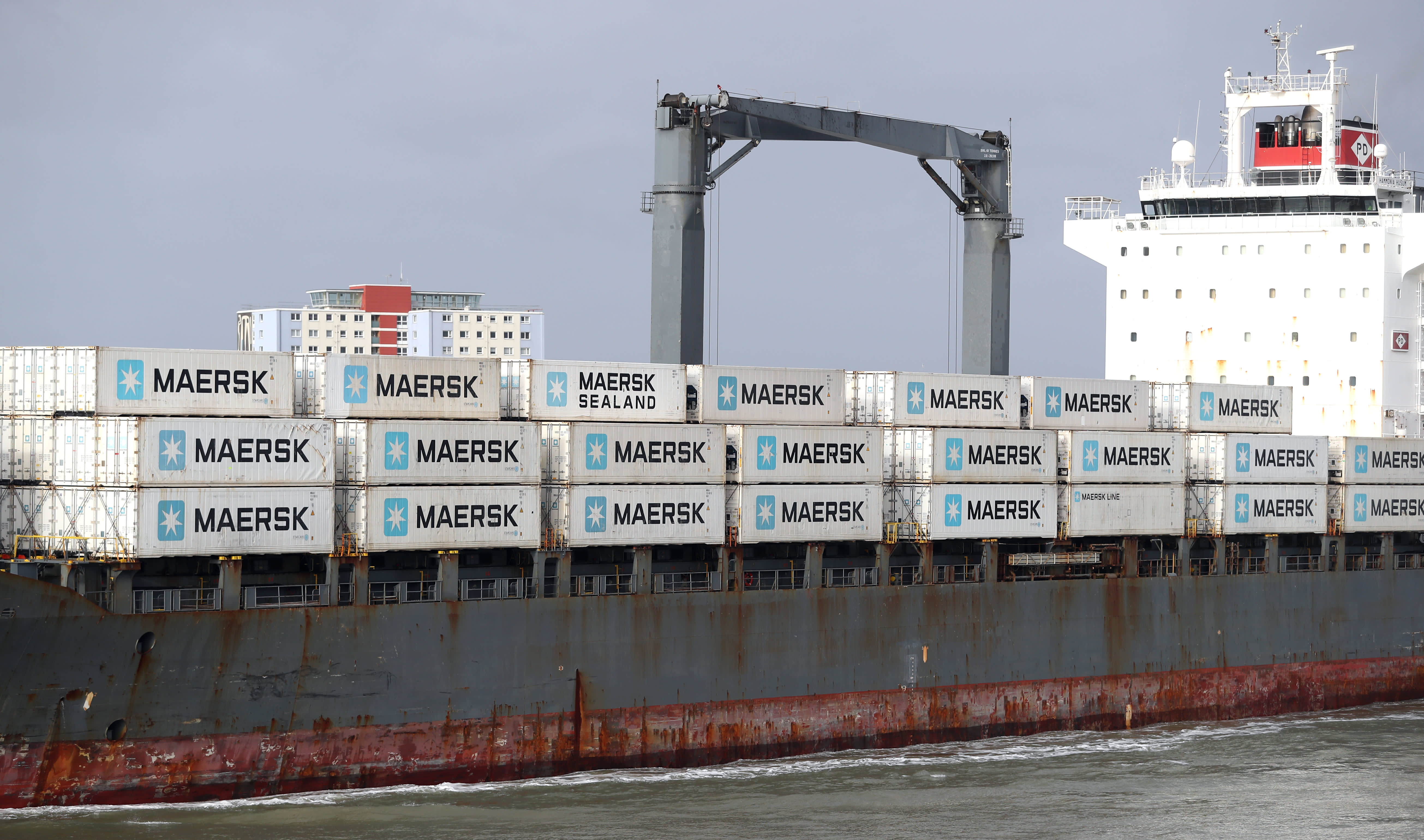 Container shipping locked in a 'significant bottleneck' as demand surges back