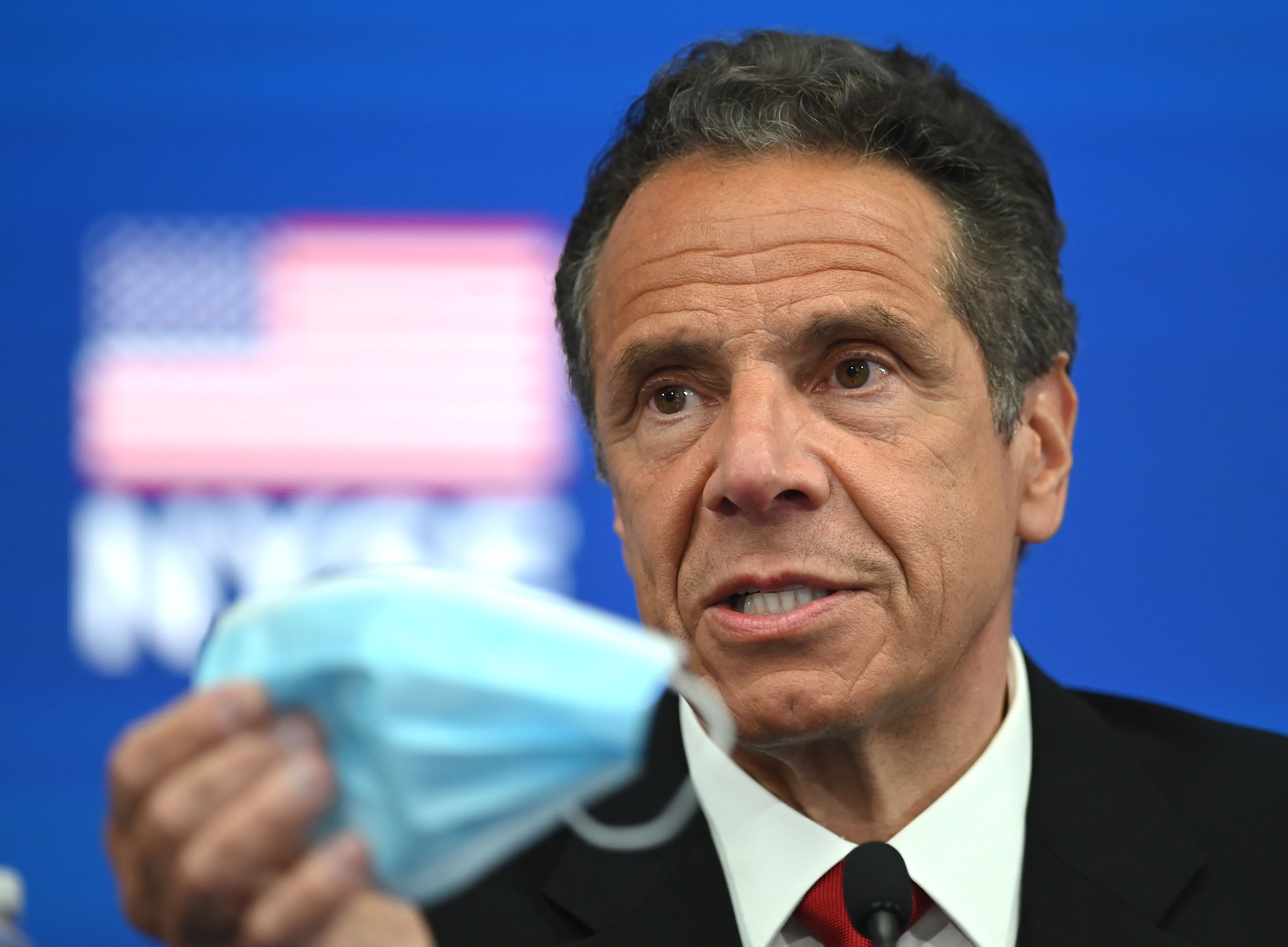 Cuomo tells Republicans to 'stop abusing' states like New York and New Jersey hit hardest by coronavirus