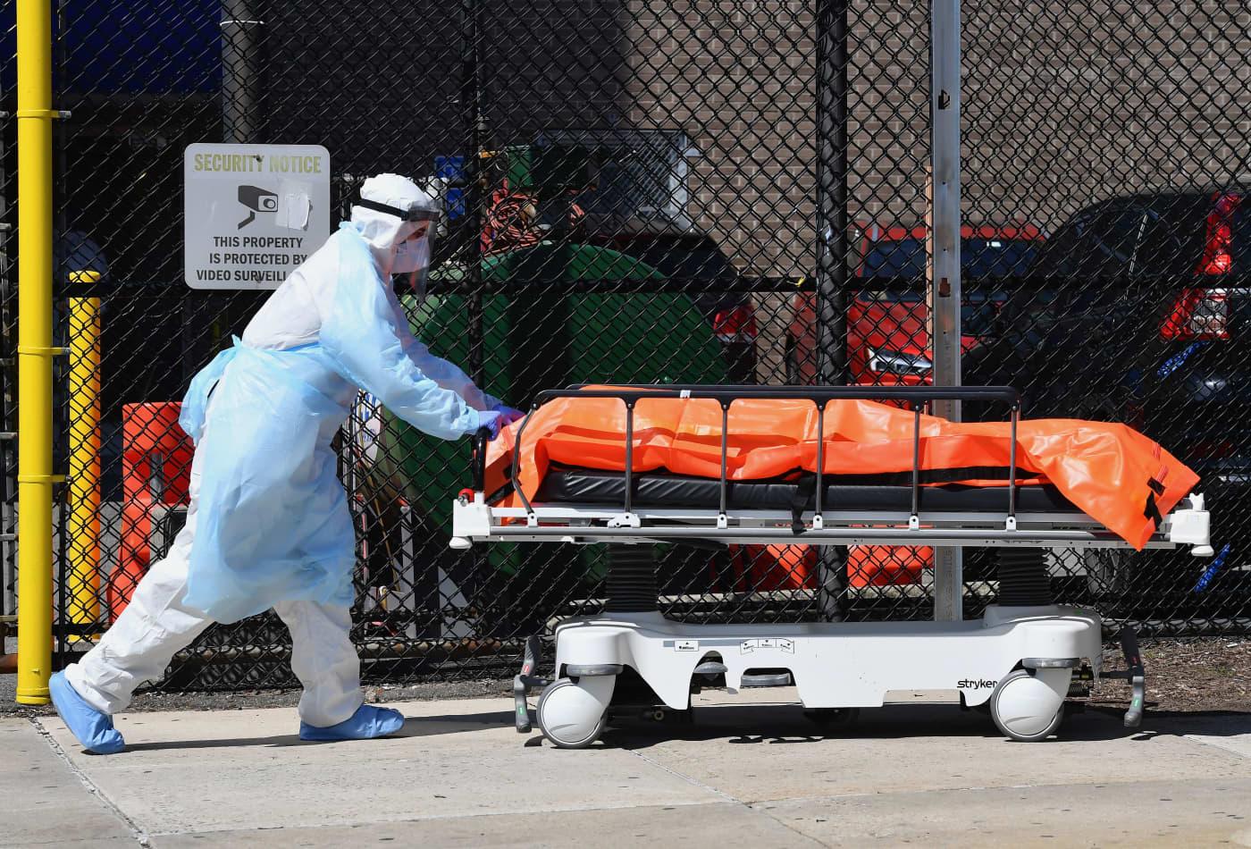 As U.S. coronavirus deaths cross 100,000, black Americans bear disproportionate share of fatalities