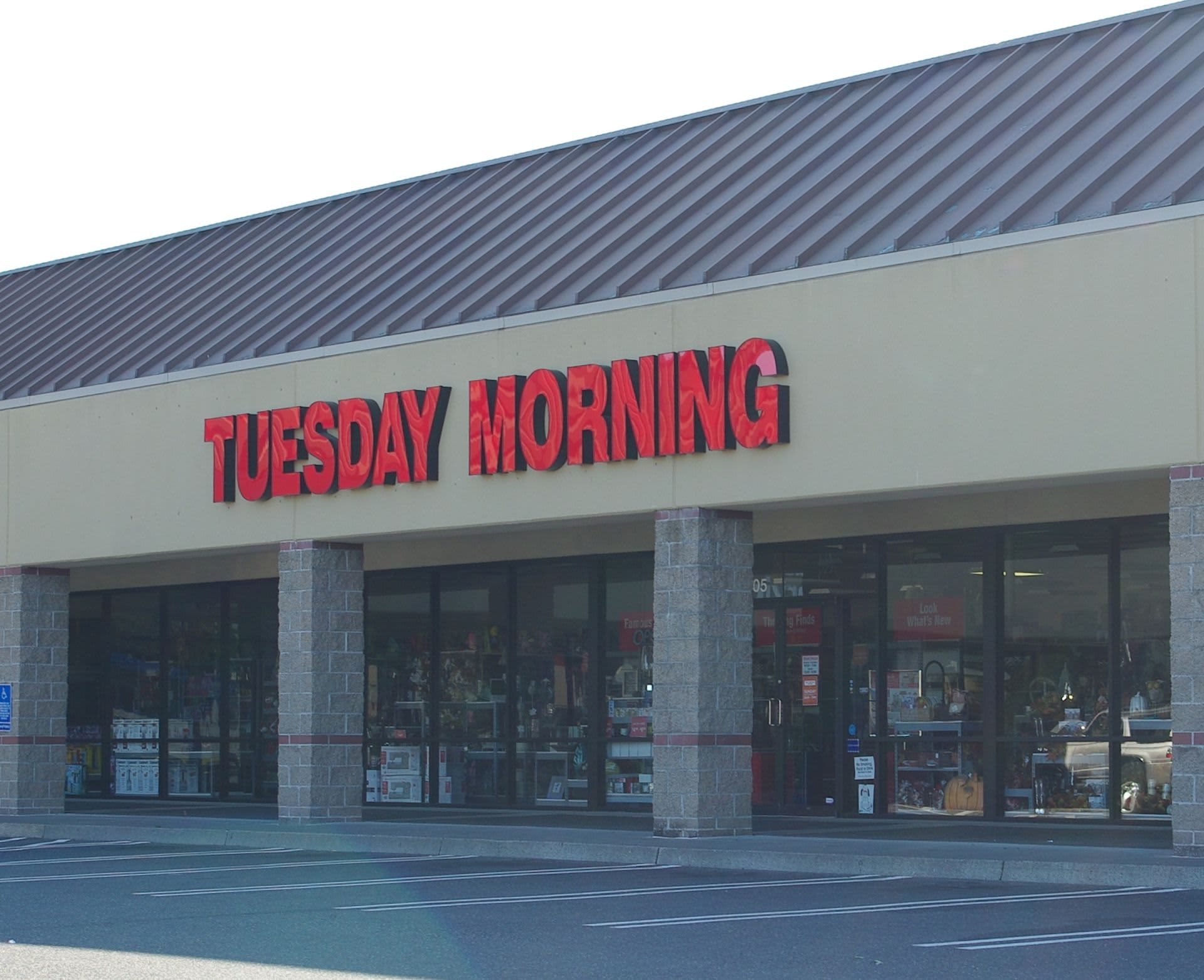 Discount retailer Tuesday Morning files for bankruptcy protection, to shut 230 stores