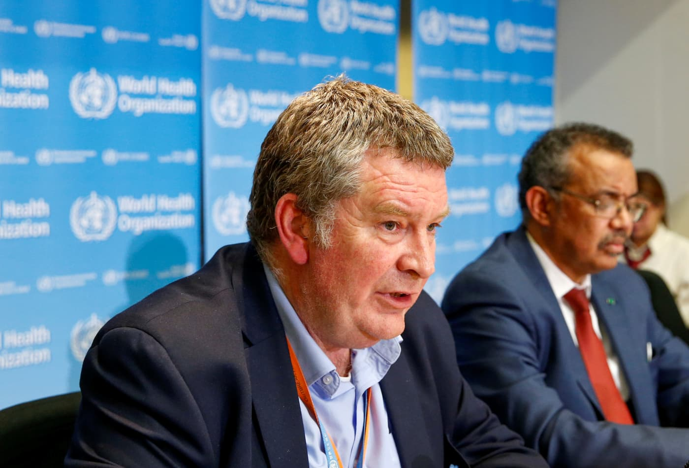 Watch live: World Health Organization holds press conference on the coronavirus outbreak as pandemic worsens